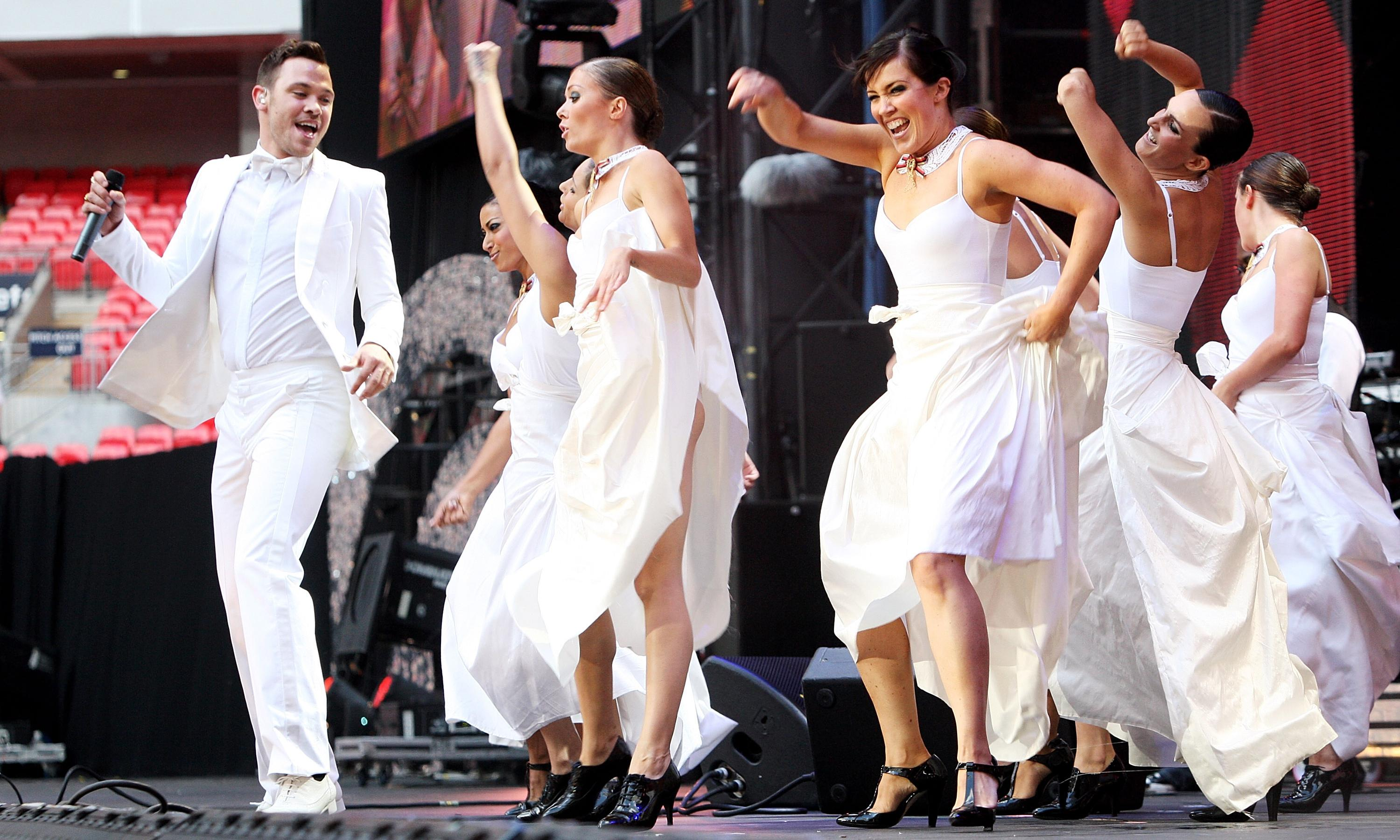 Will Young: 'If I were to do this concert now, I'd probably wear a skirt'