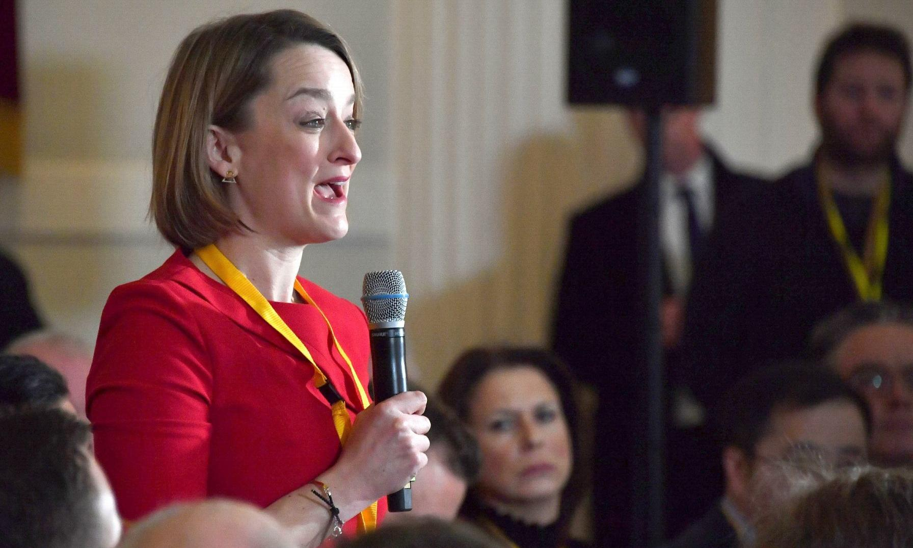 The Brexit Storm Continues: Laura Kuenssberg's Inside Story review – more manic by the minute