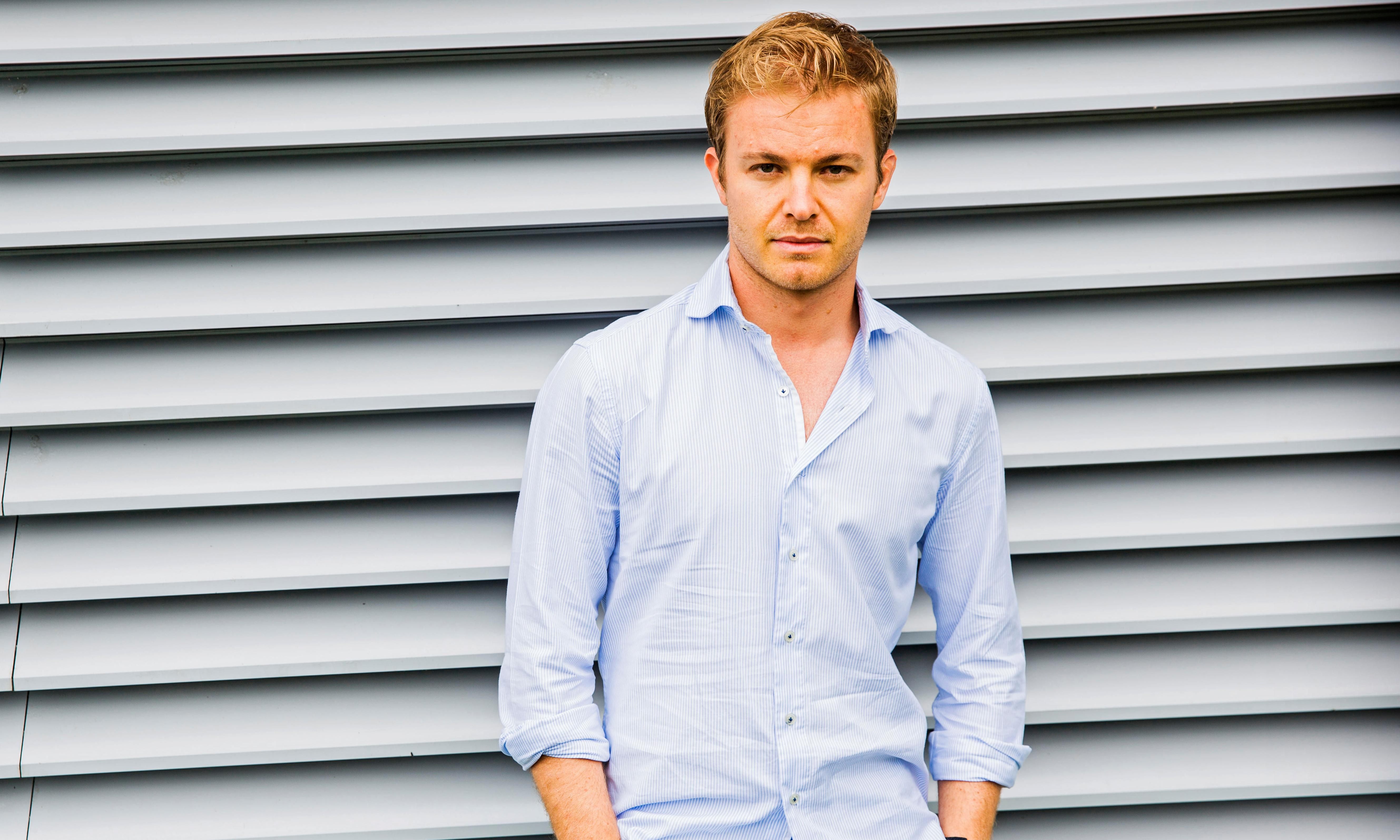 Nico Rosberg: 'I have huge respect for Lewis Hamilton but we are not best friends'