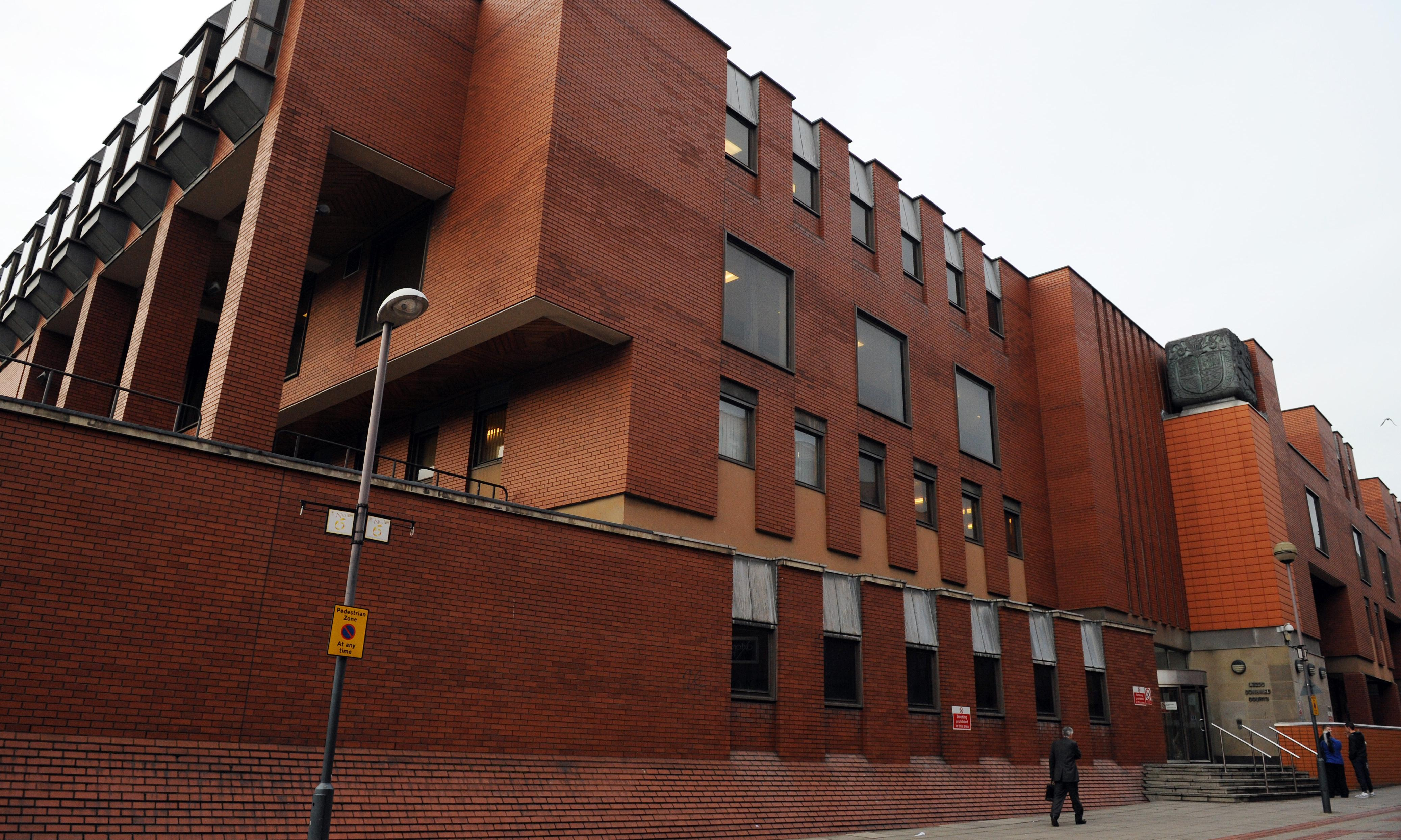 Paedophile-hunters 'overstepped the mark', court told