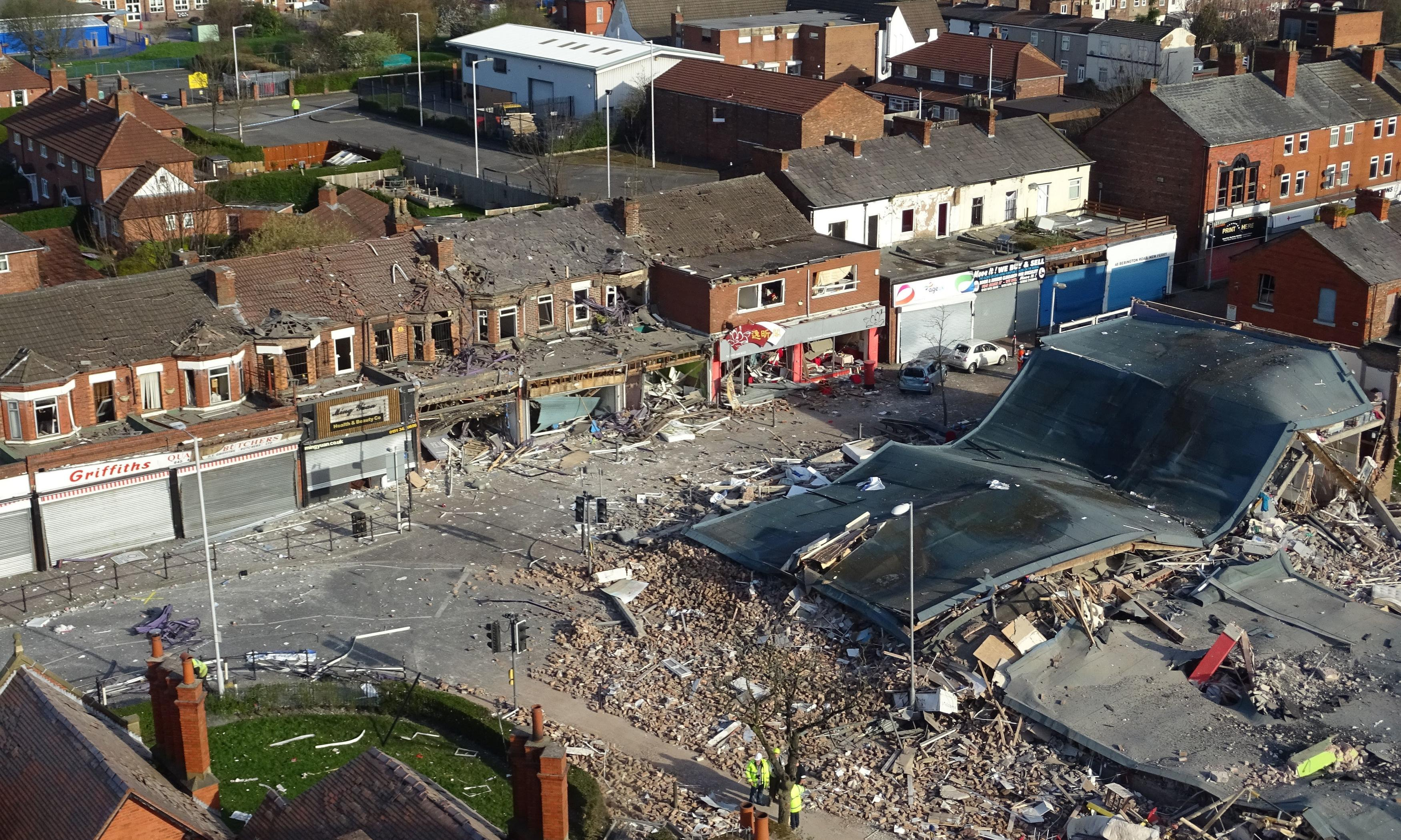 Shop owner jailed after insurance claim attempt caused 'colossal' blast