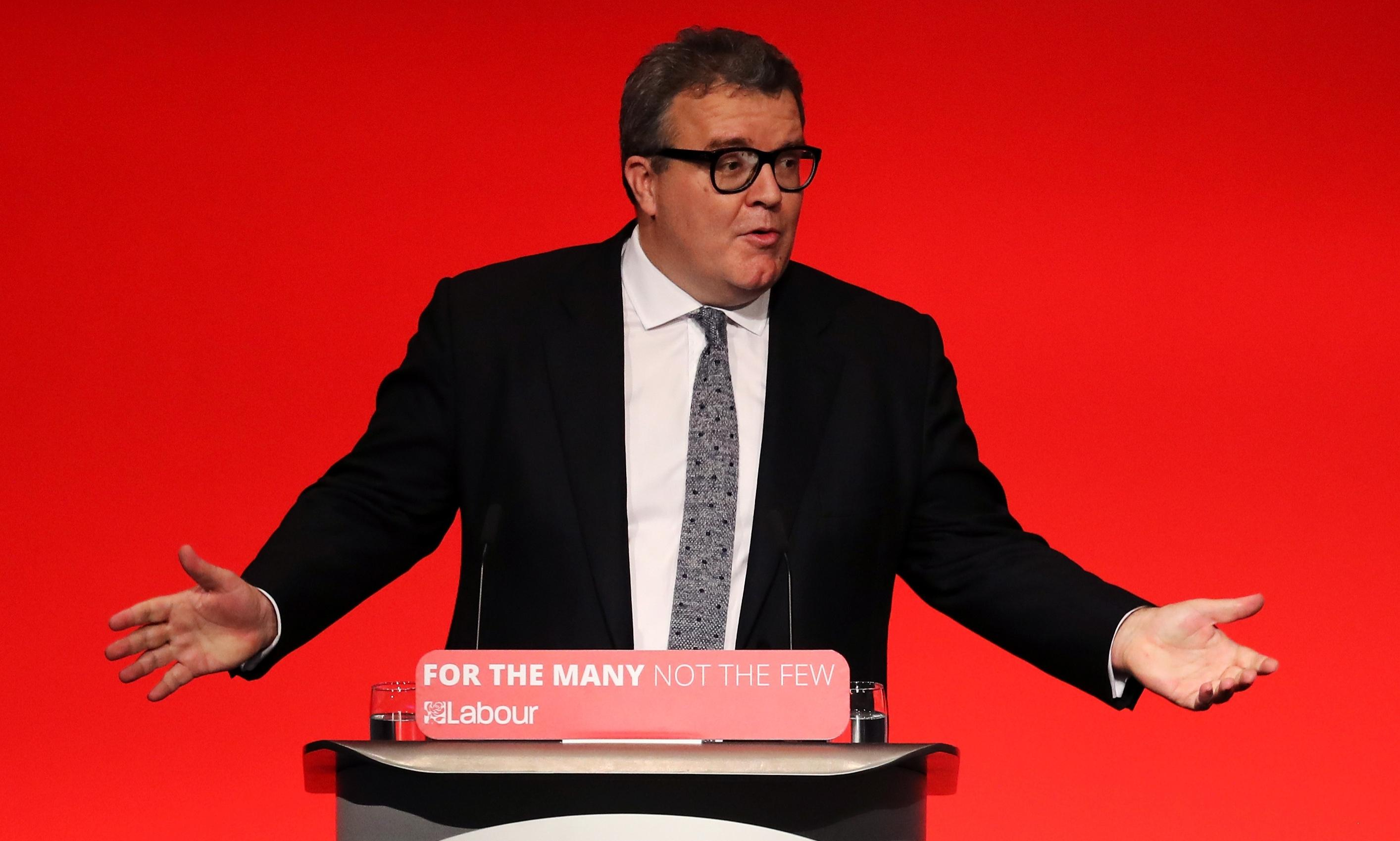 Labour deputy leader Tom Watson to address People's Vote rally