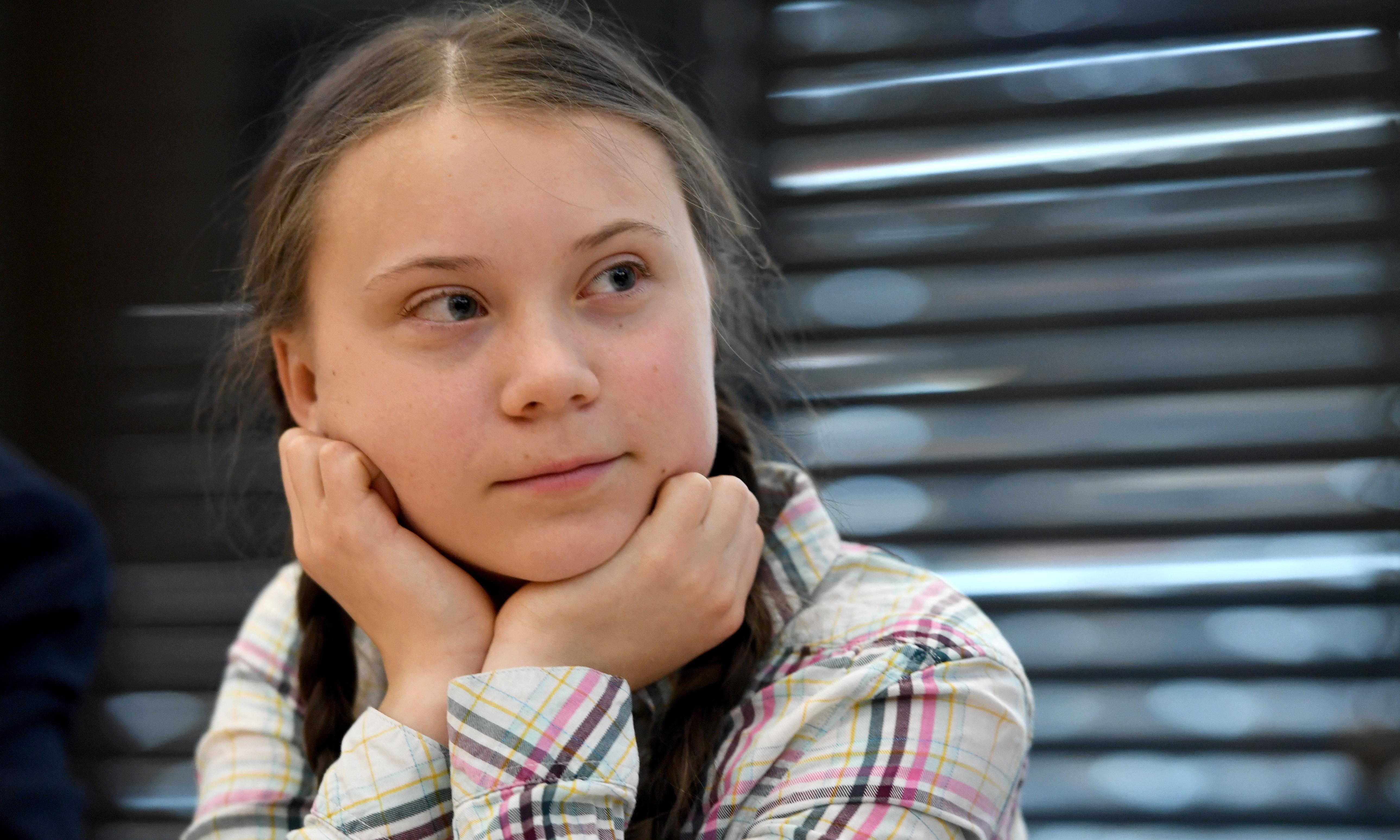 Like Greta Thunberg, I am on the autism spectrum. She gives me hope