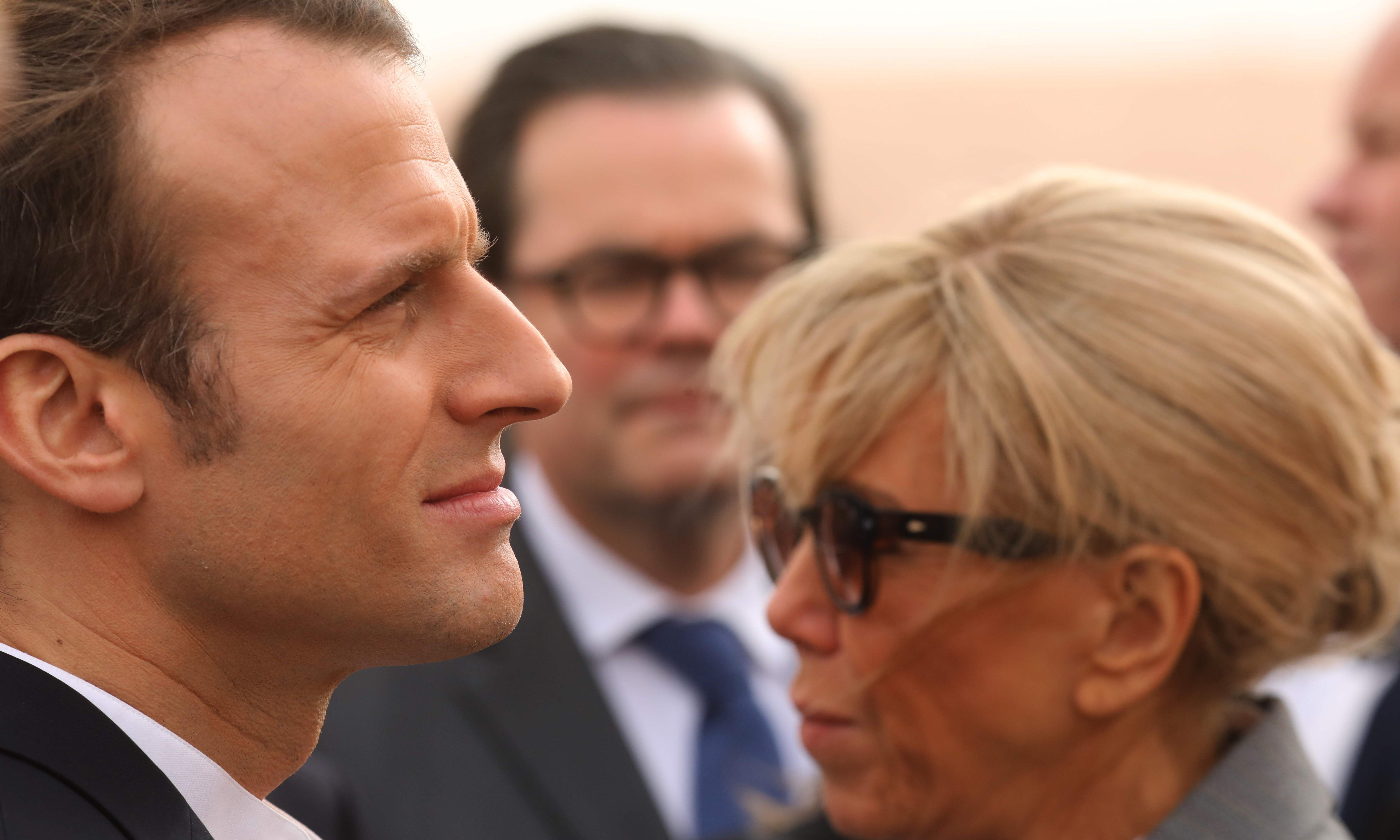 Leave Brigitte Macron alone. We French need to lay off our first ladies