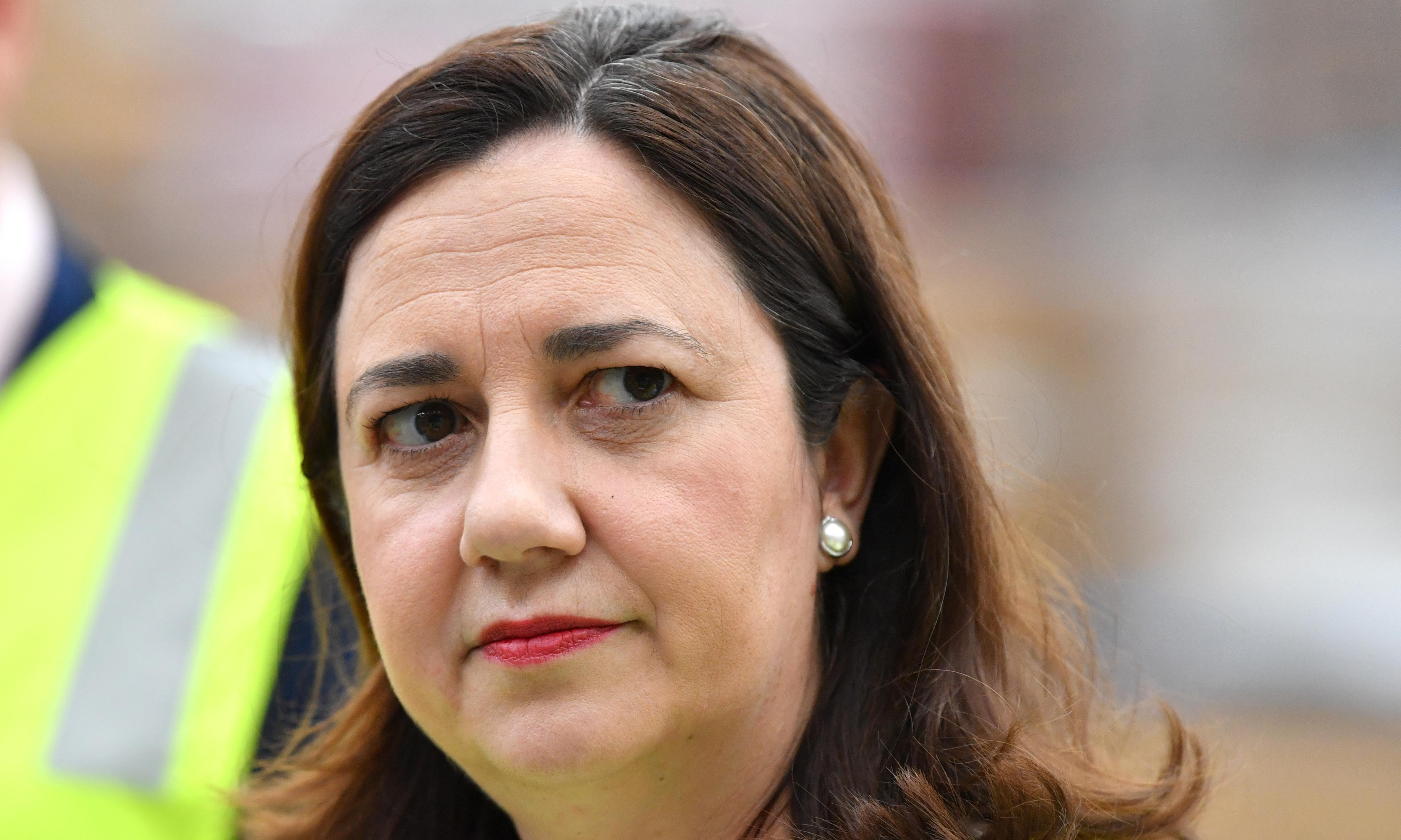 Annastacia Palaszczuk is cracking down on protesters – she is likely correct about public sentiment