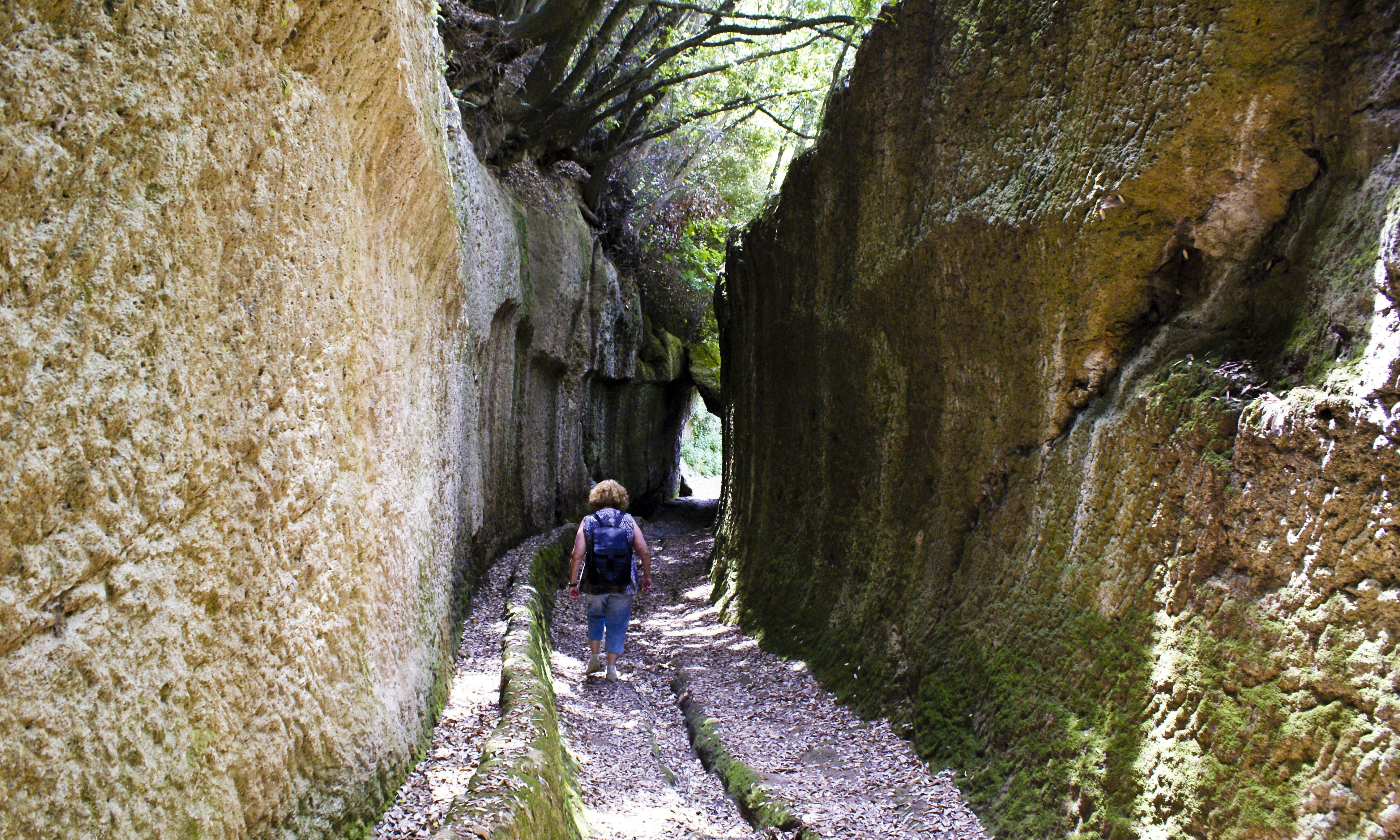 Beneath the surface: Tuscany's ancient walking trails