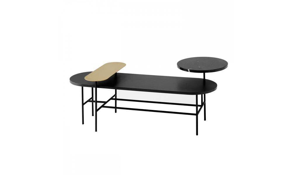 Palette JH7 side table, Jaime Hayon for &Tradition at Aram