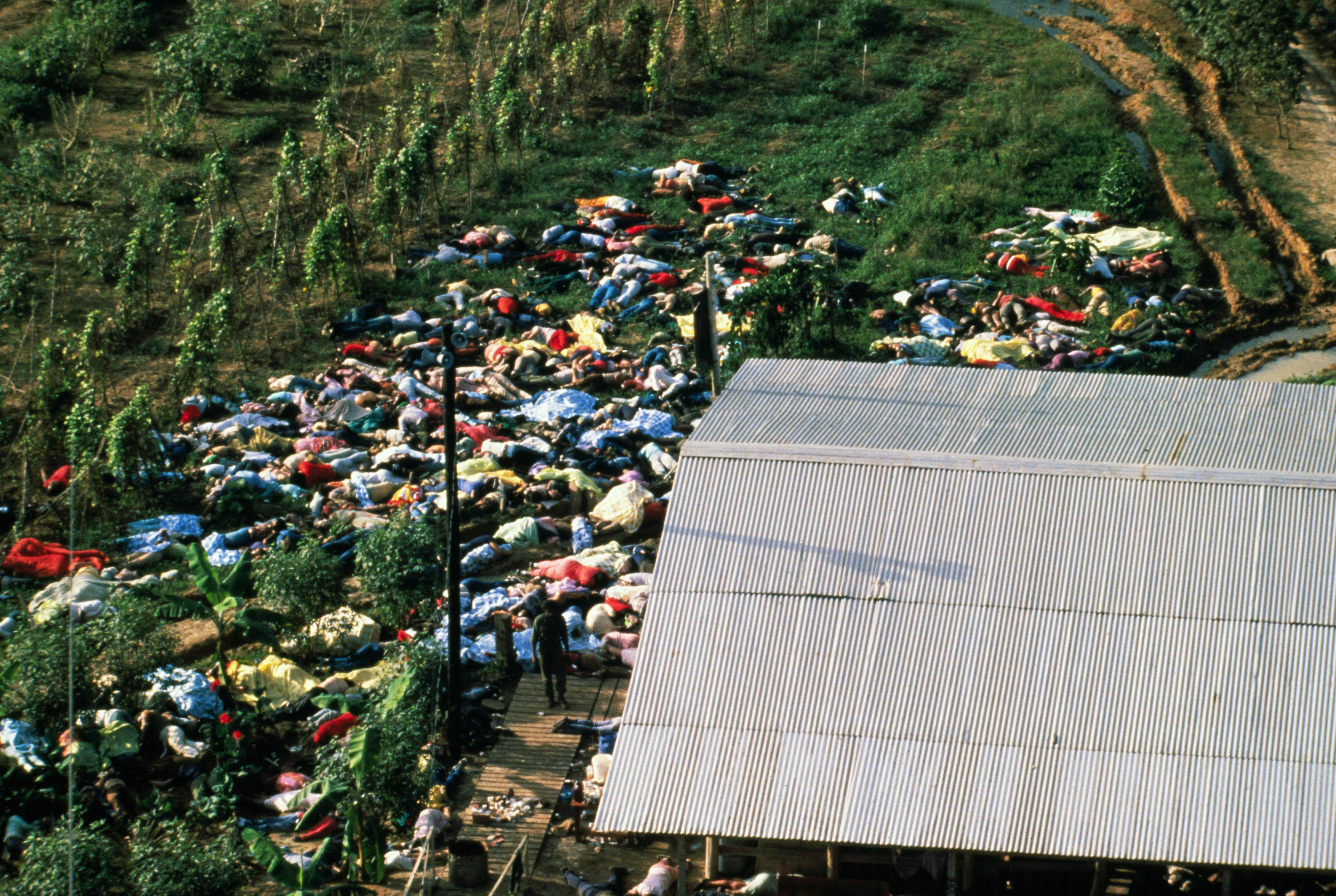 An apocalyptic cult, 900 dead: remembering the Jonestown massacre, 40 years on