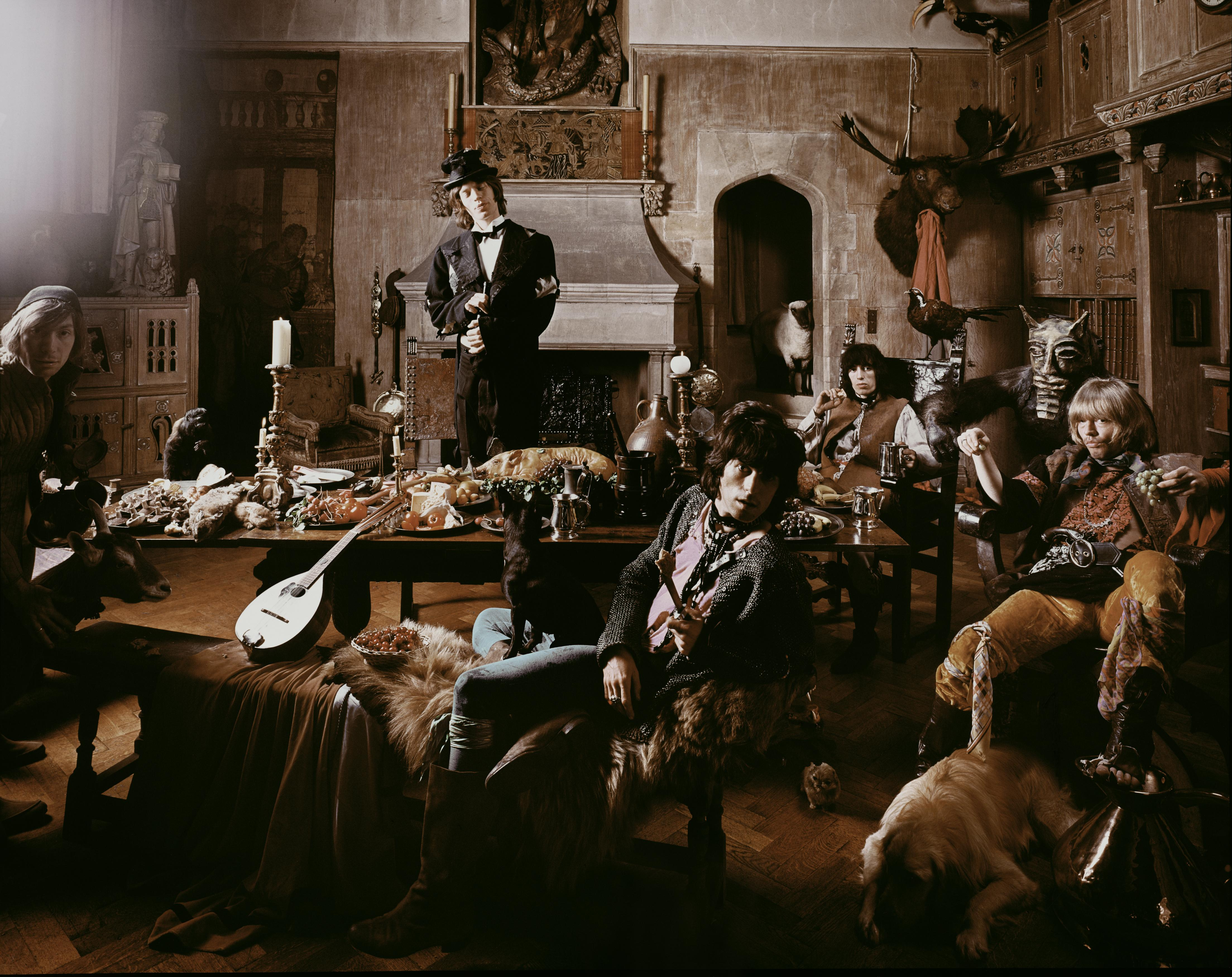 The Rolling Stones' Beggars Banquet: Michael Joseph's best photograph
