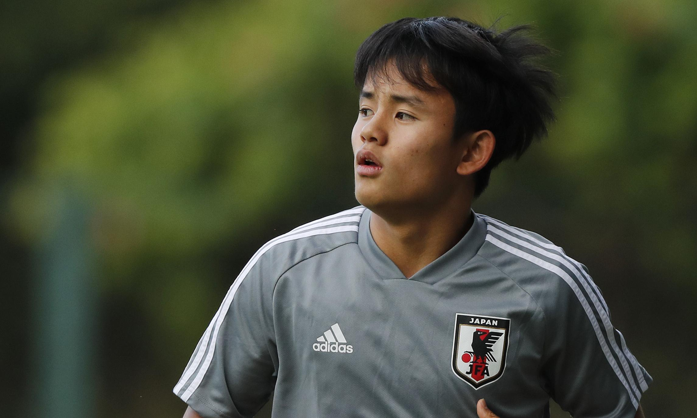 How Real Madrid snatched Takefusa Kubo from under the noses of Barcelona