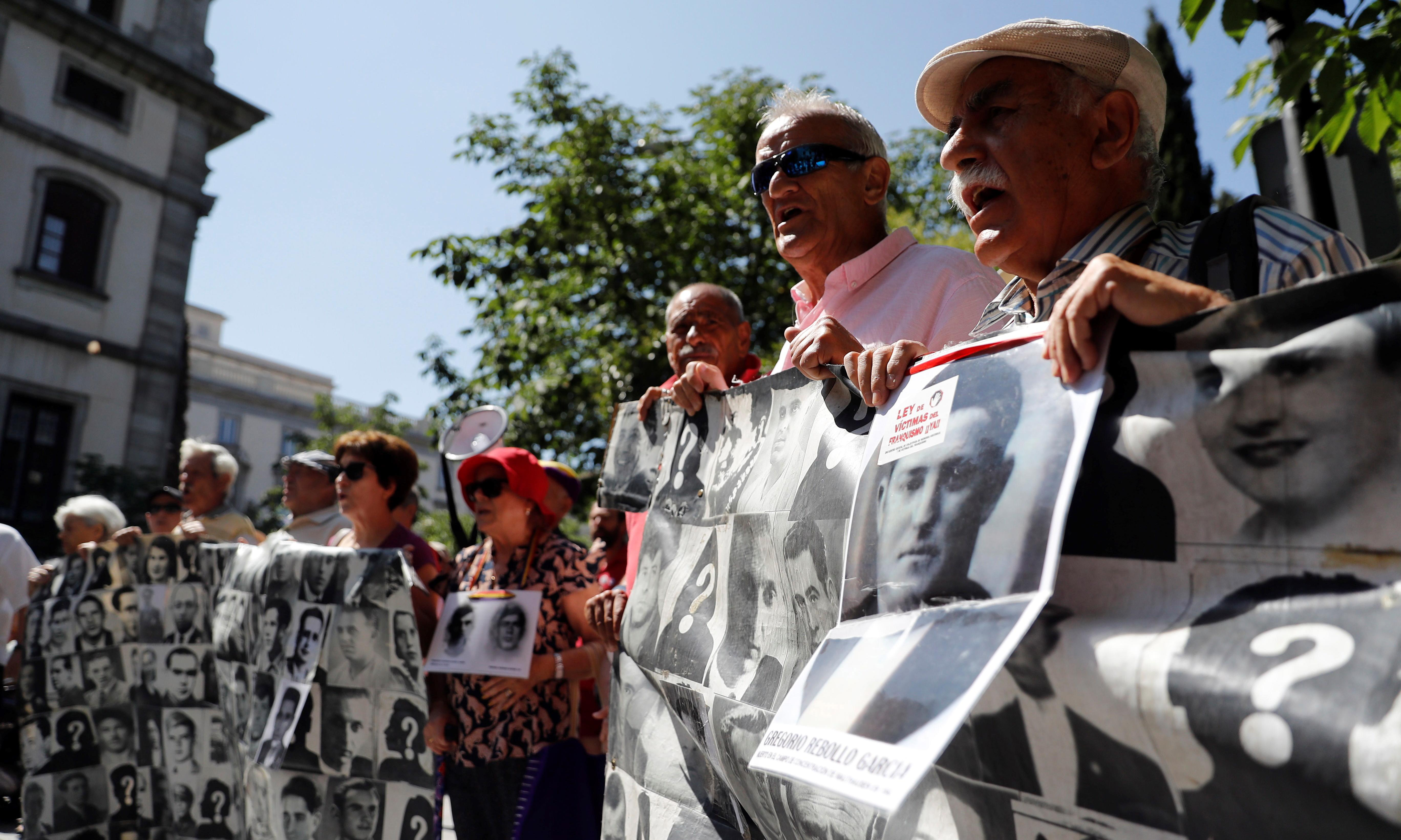 Spain's supreme court to rule on Franco exhumation