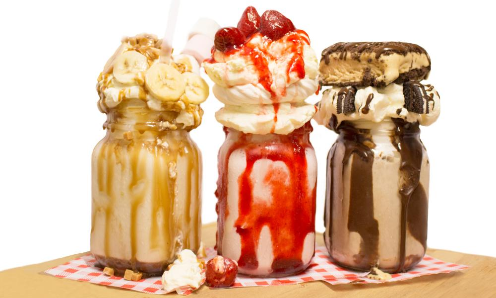 'Freakshakes': causing a stir in desserts?