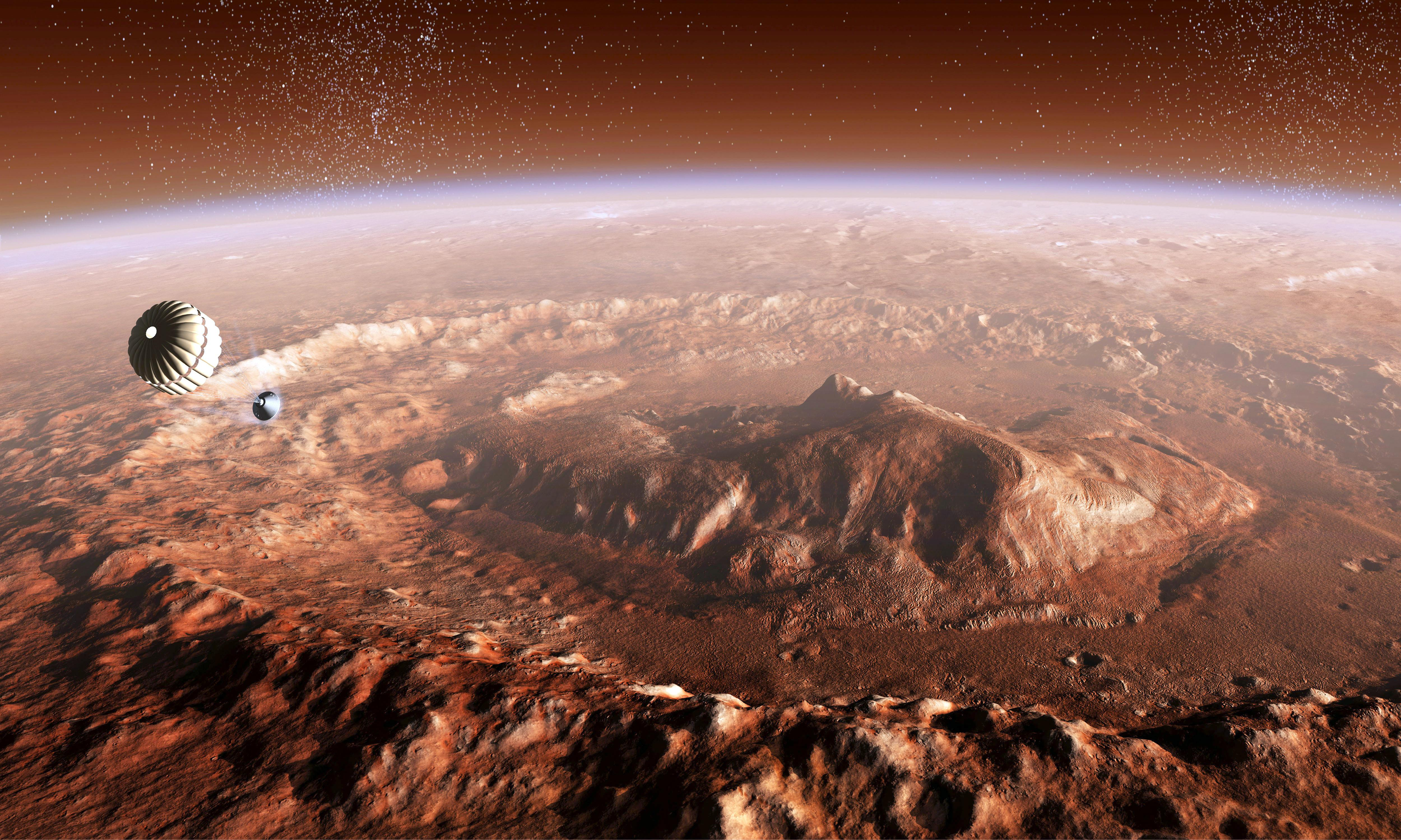 Jokers please: first human Mars mission may need onboard comedians