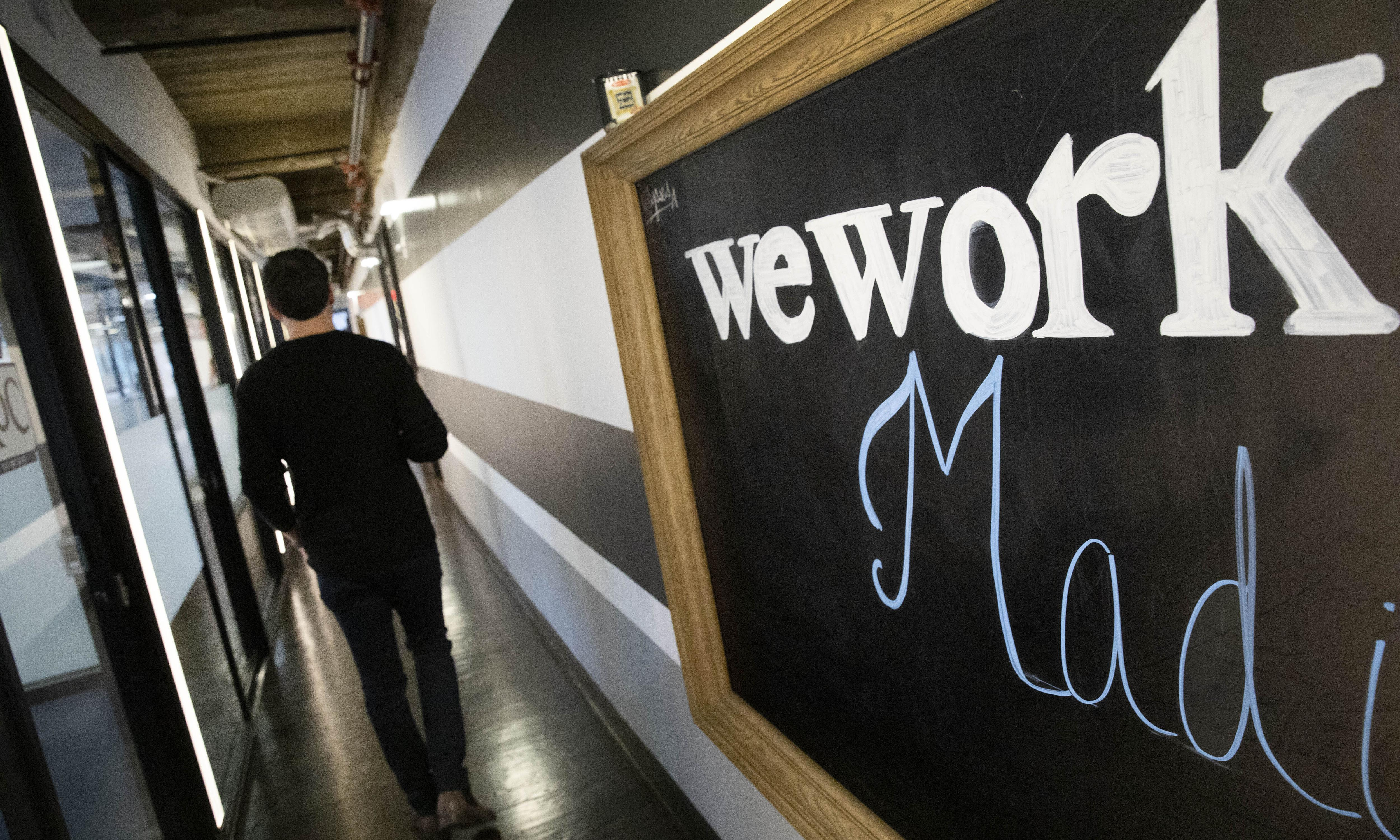 WeWork announces 2,400 employees to lose their jobs