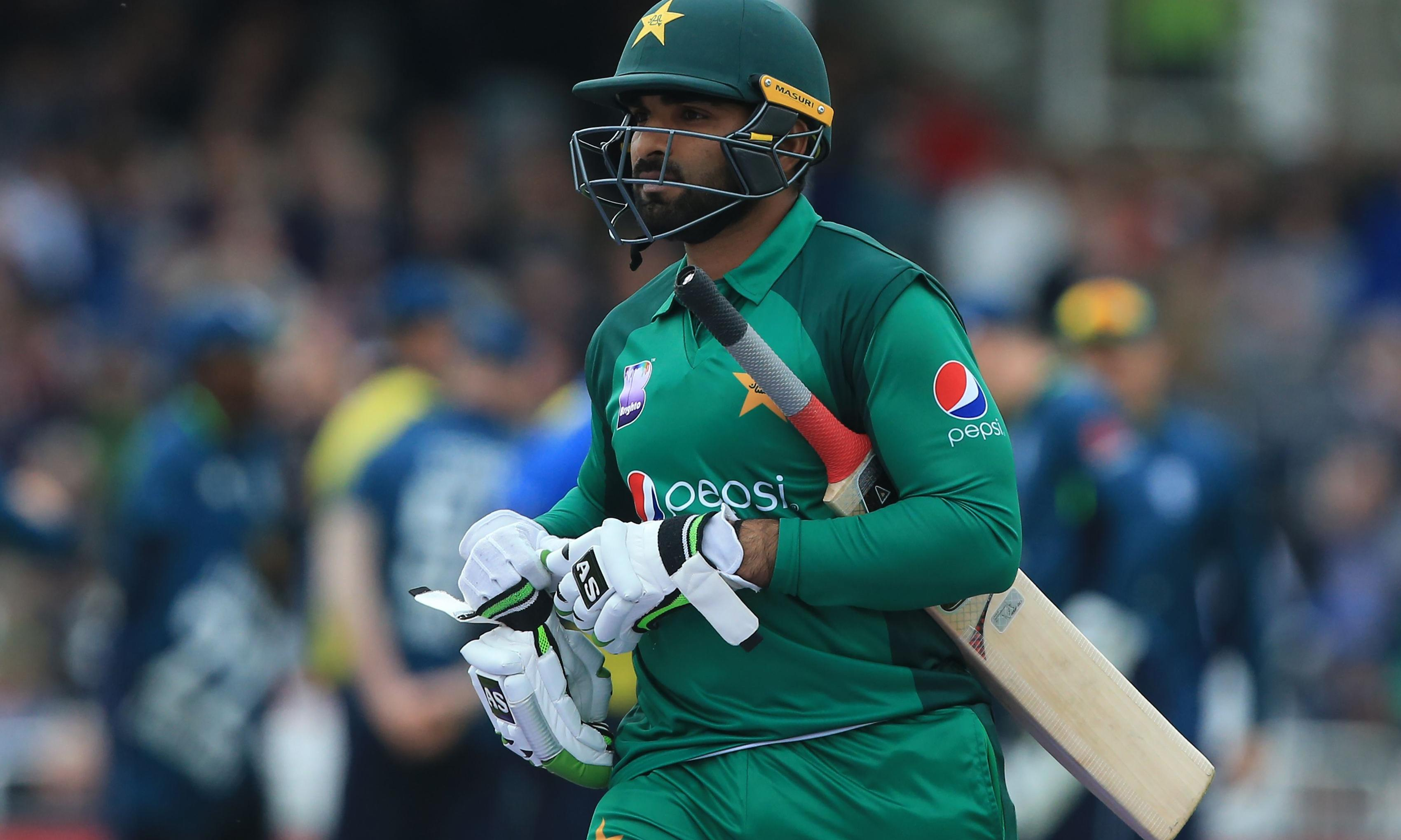 Pakistan's Asif Ali to join World Cup squad despite death of daughter
