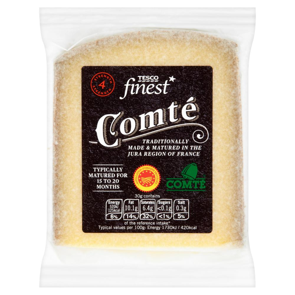 Tesco finest Comte £3