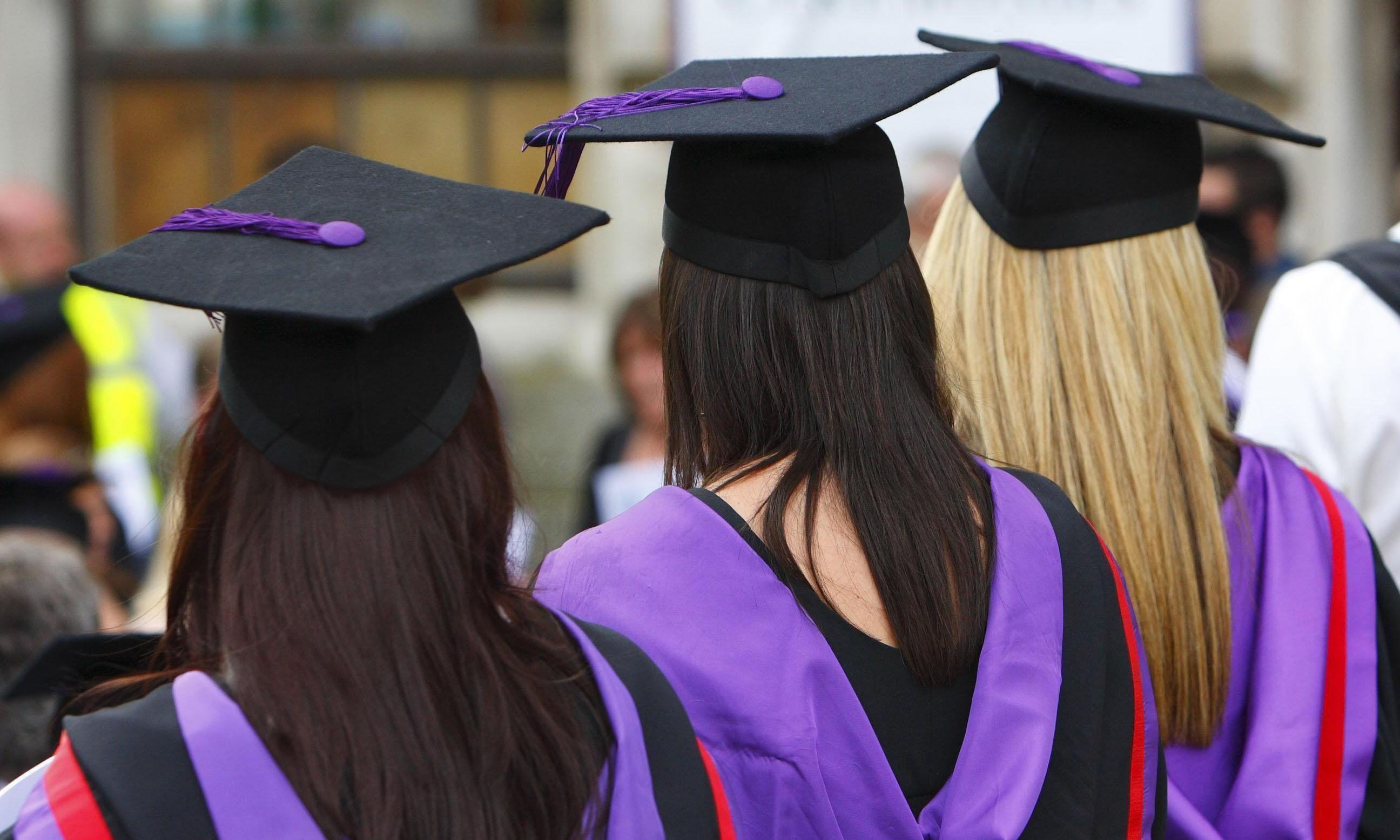 Female academics are too scarce. So we're banning job applications from men