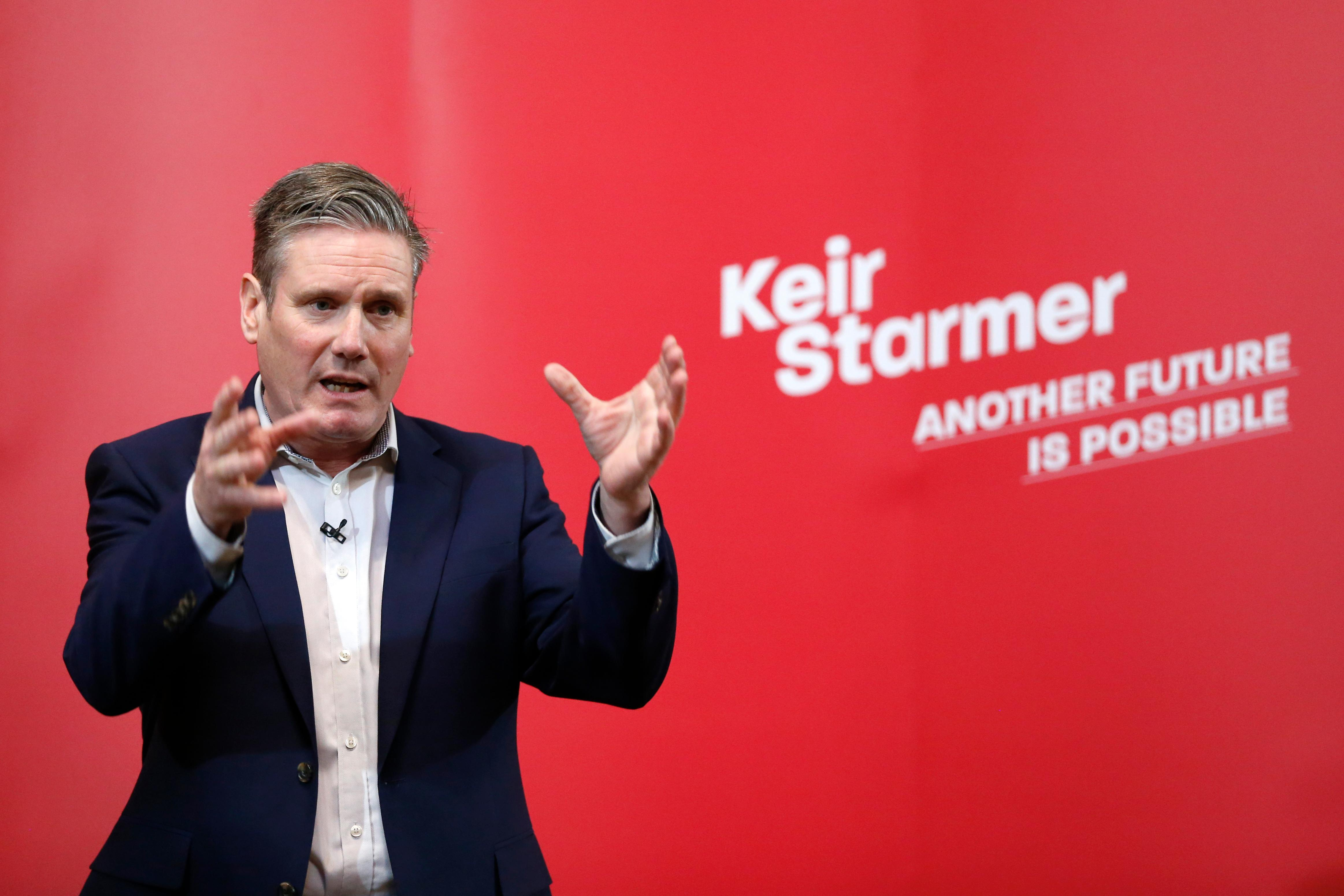 What can we learn about Keir Starmer from his DPP days?
