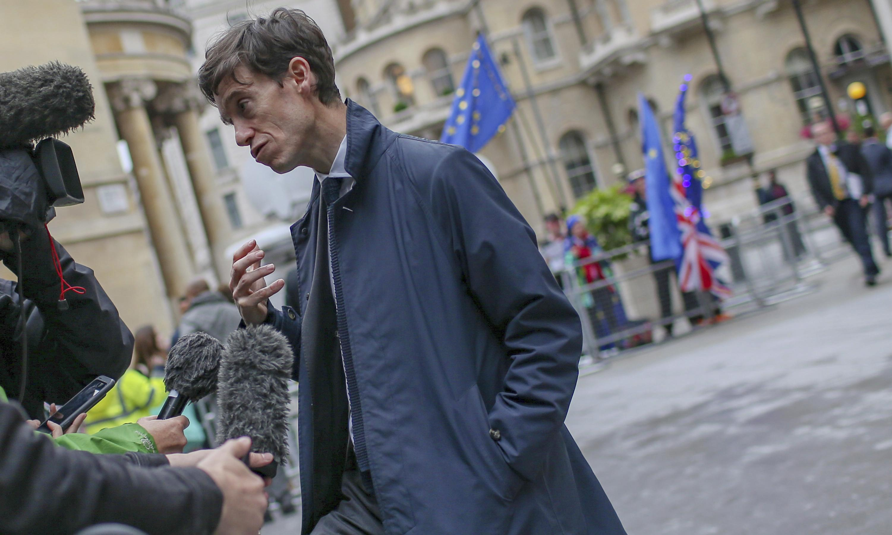 May's Brexit deal is not dead – and only Rory Stewart will admit it