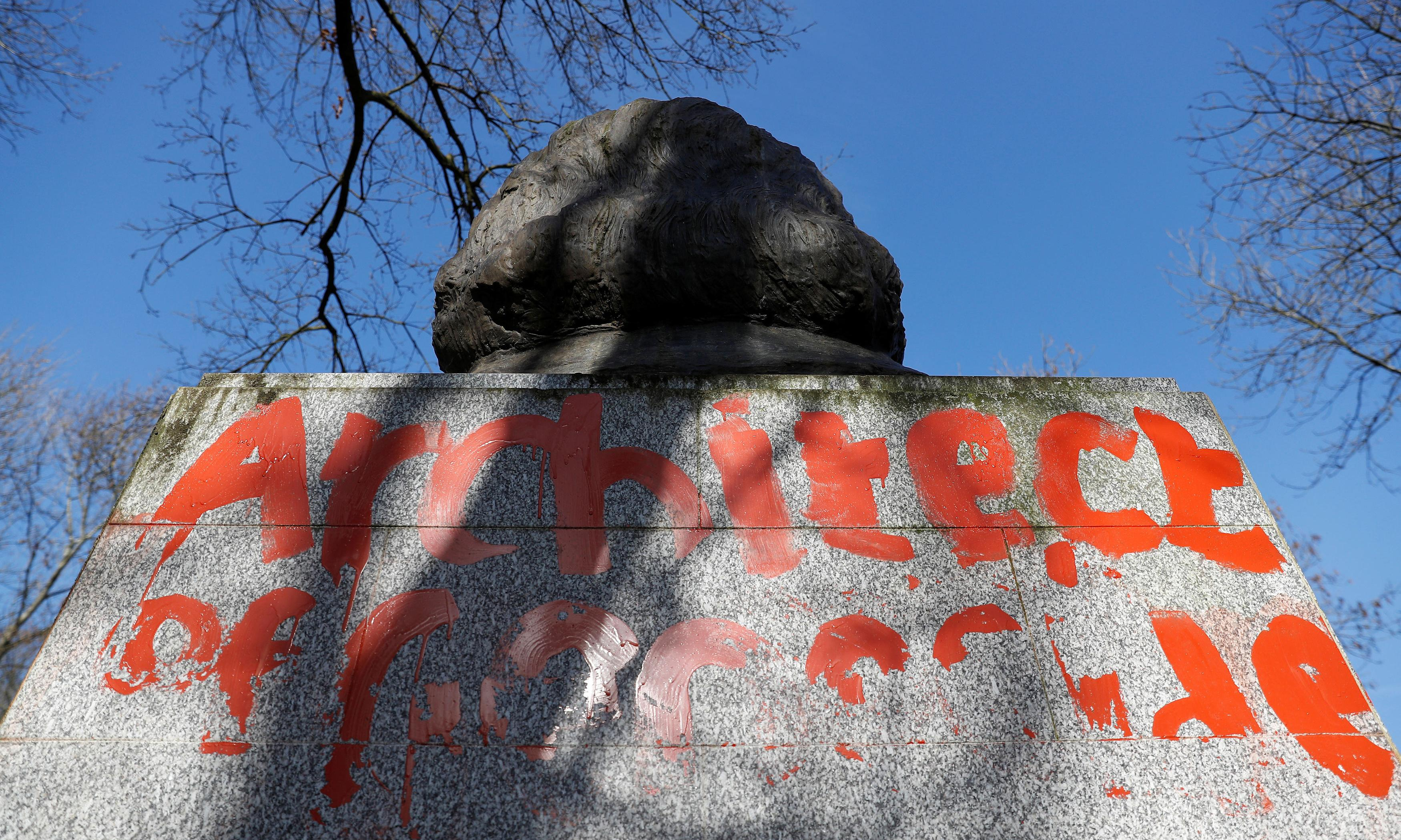 They can deface Marx's grave – but they'll never erase his ideas