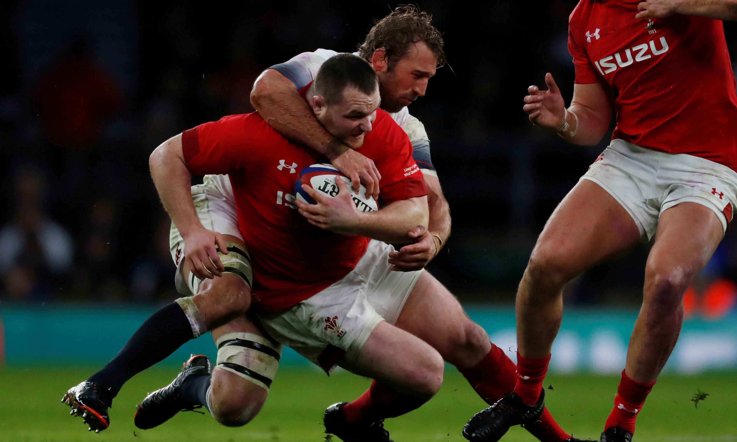 Wales will hit emotional peak for England game, says Ken Owens
