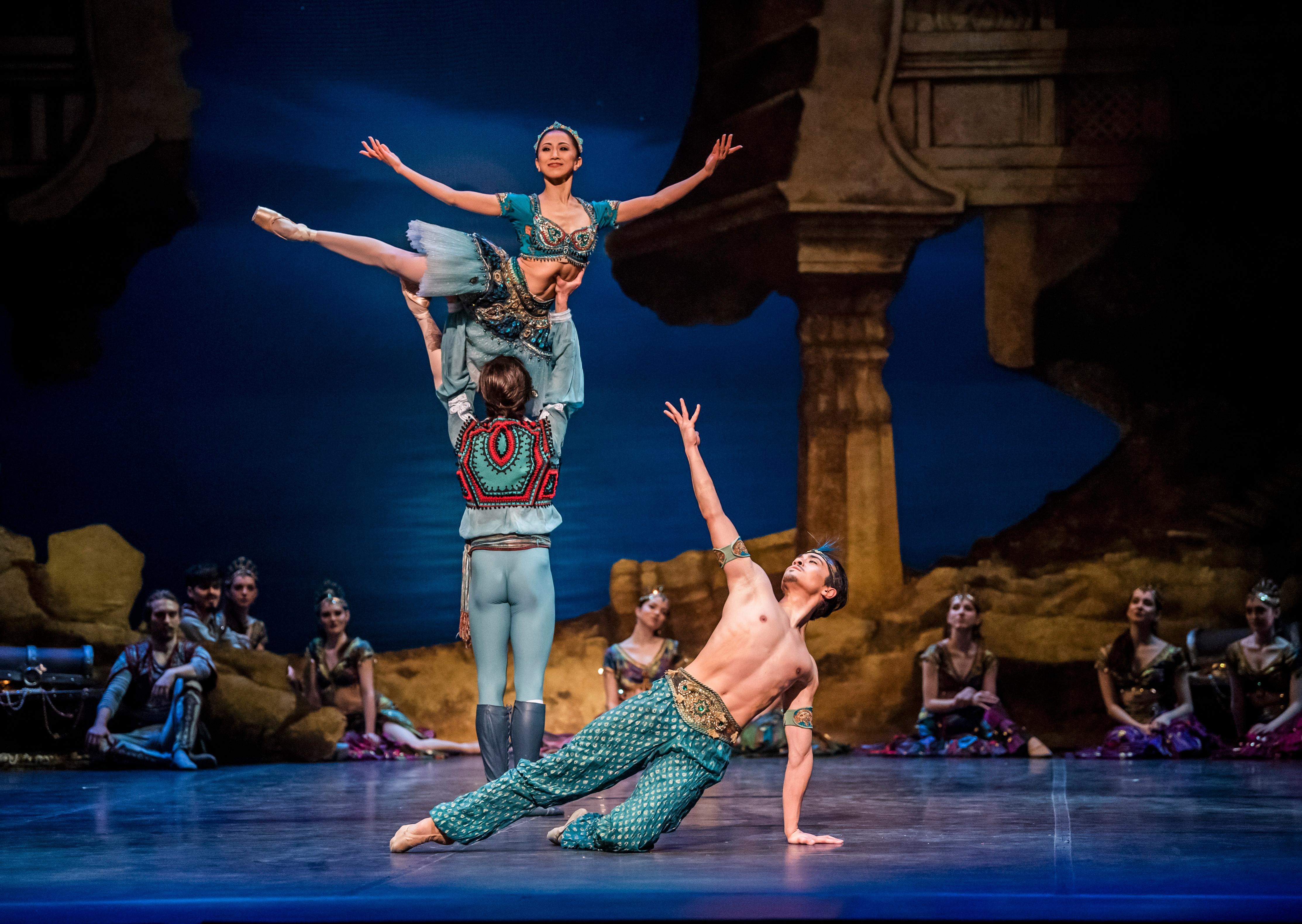Le Corsaire; Resolution review – ridiculously entertaining
