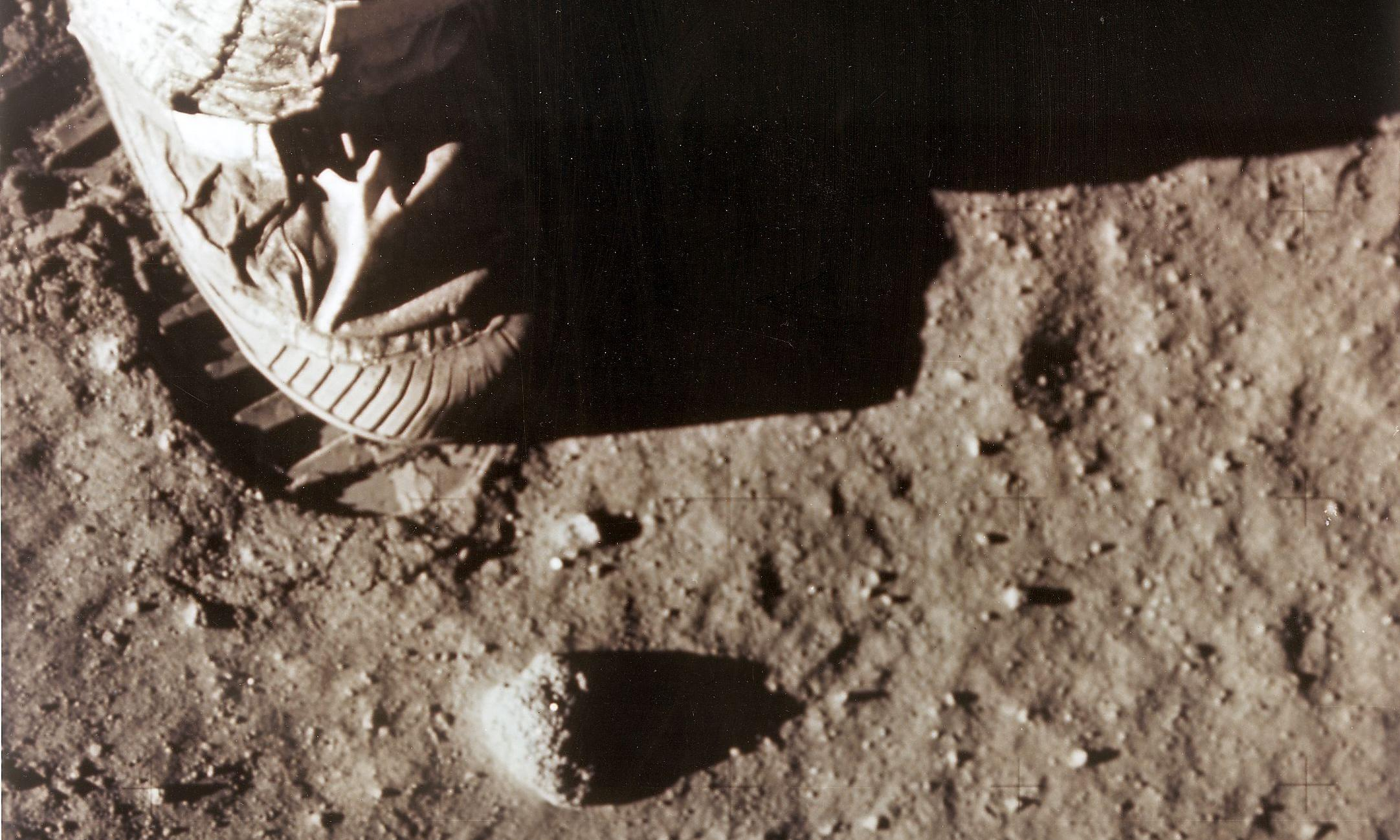 Apollo 11: fly-tipping us all to the moon?