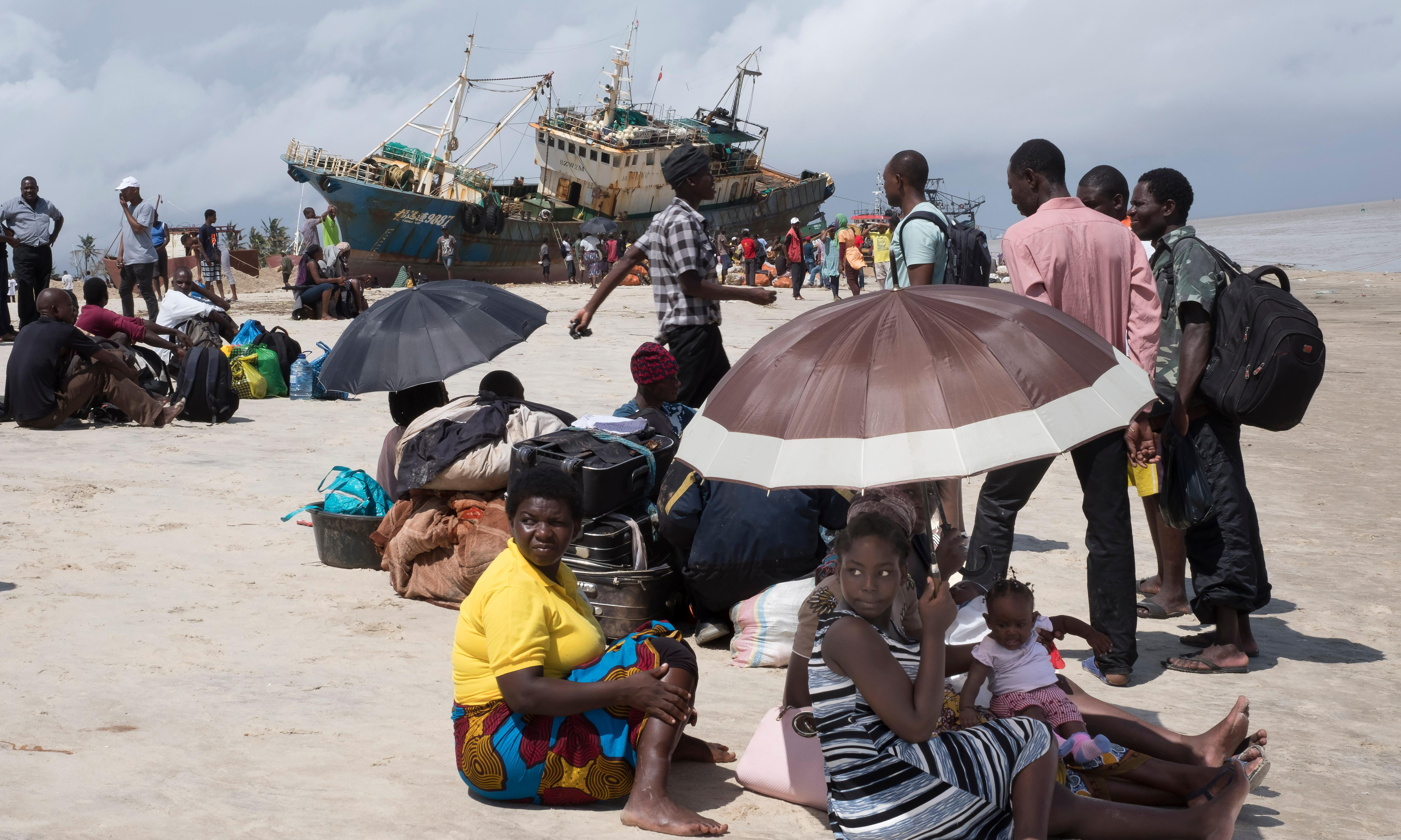 'The water took everything': Buzi evacuees tell of Cyclone Idai ordeal