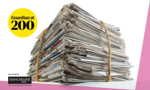 In partnership with The University of Manchester, Guardian Live will explore diversity in newsrooms