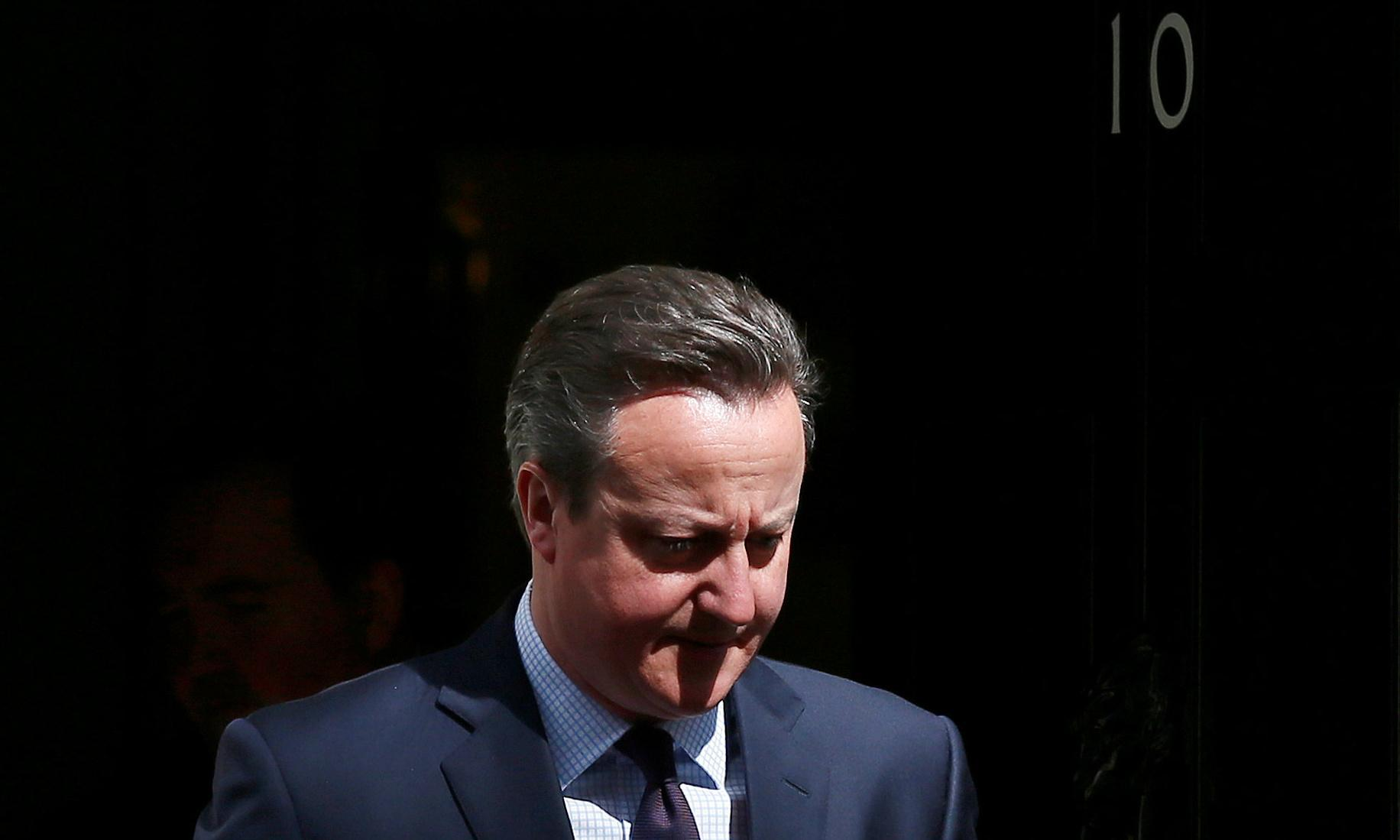 For the Record: signs of trouble before David Cameron book hits shelves