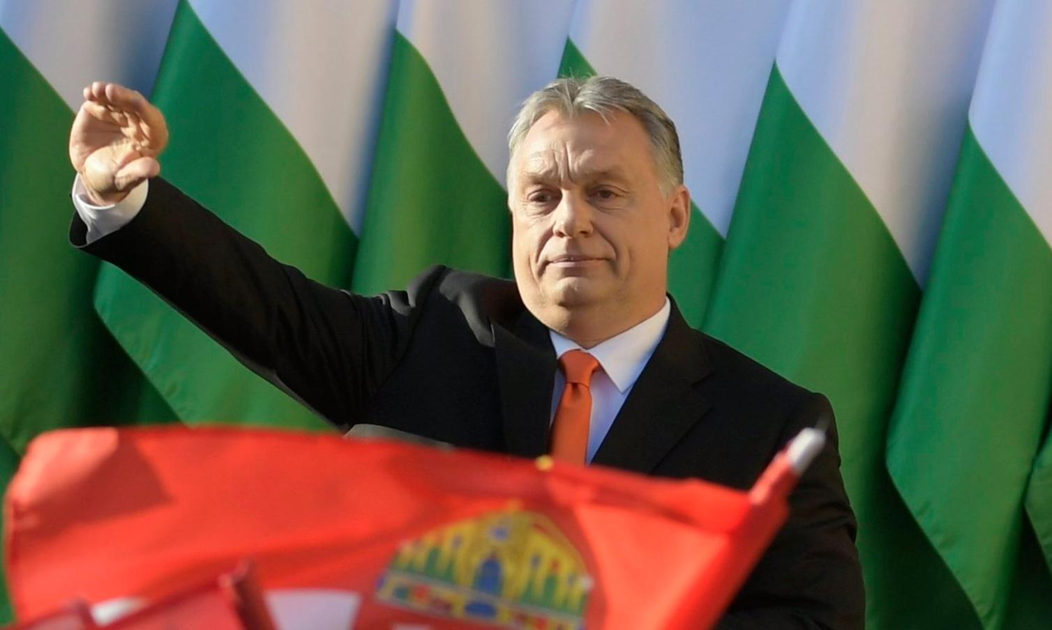 Viktor Orbán: showdown with EU's centre-right looms for 'mini-Trump'