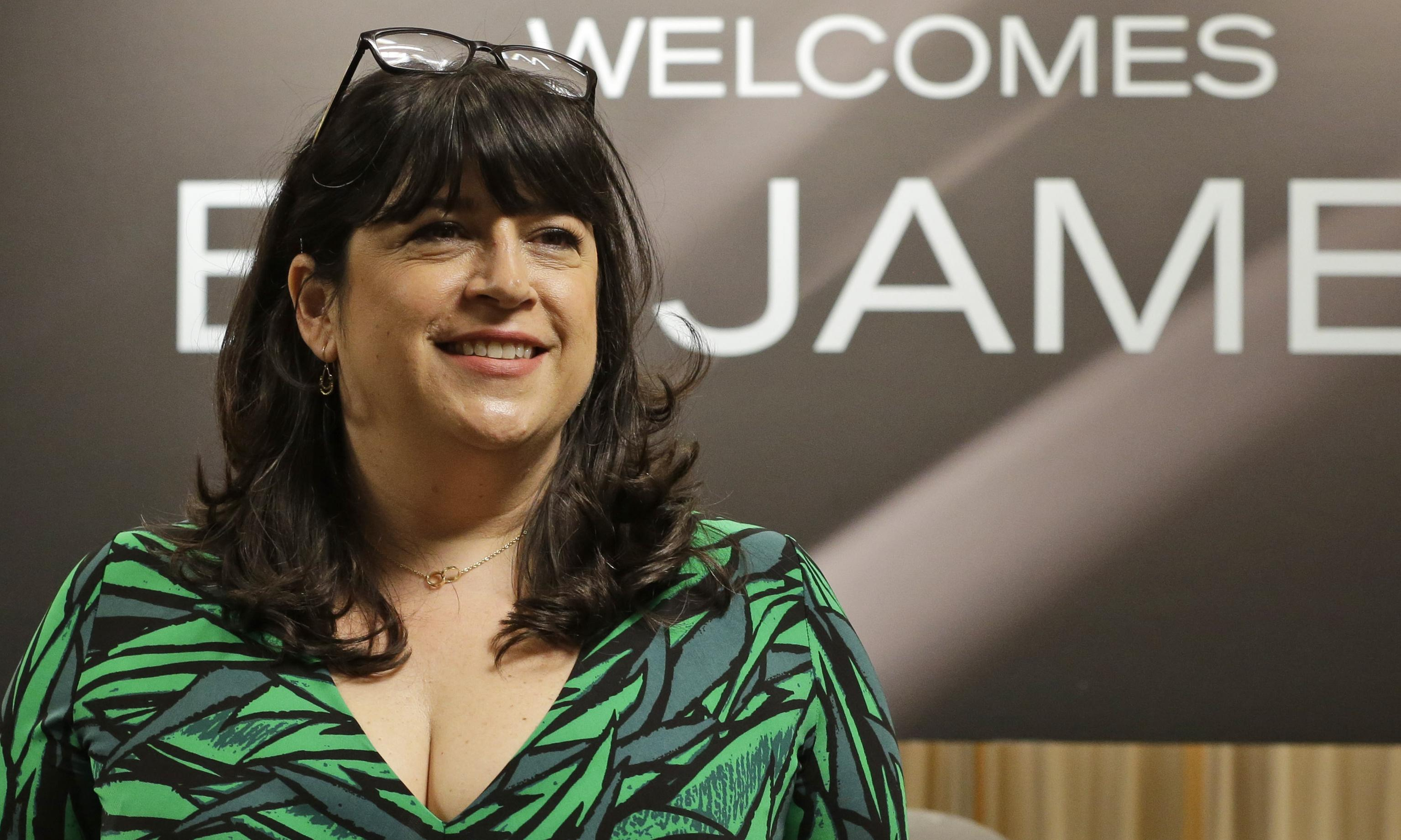 EL James's new romance whipped by critics, but still romps to No 1