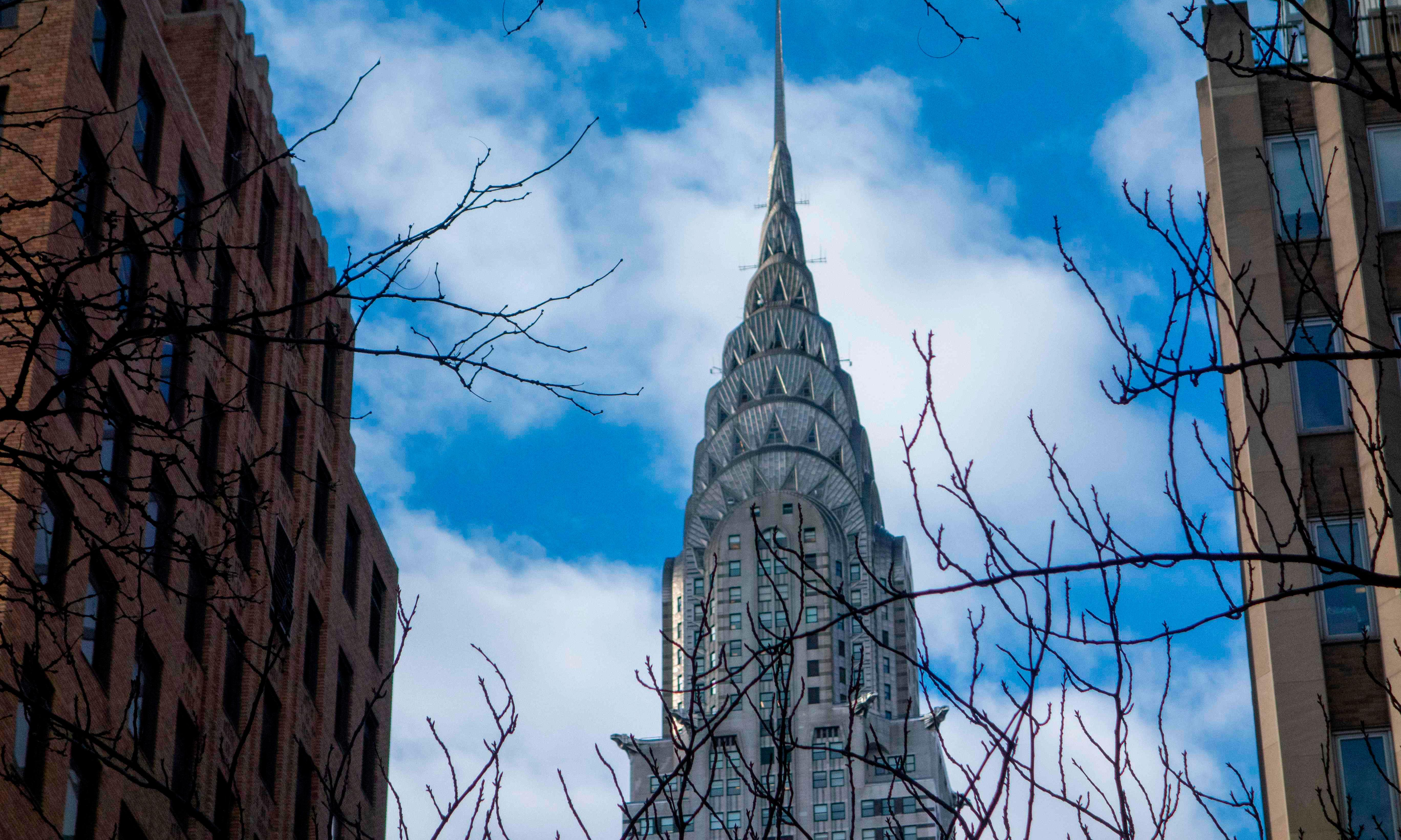 For sale: New York City's second most famous skyscraper