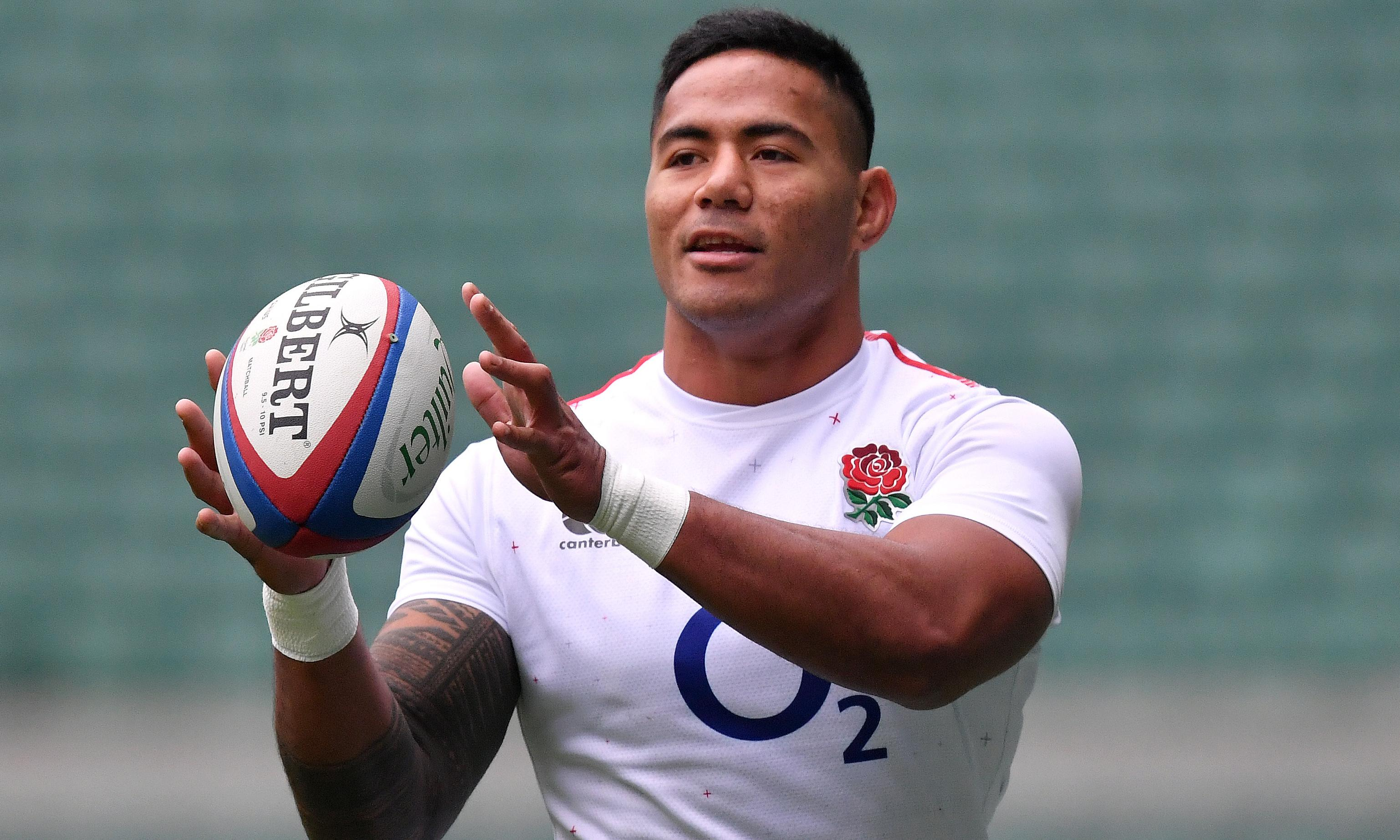 Eddie Jones: I won't try to talk Manu Tuilagi out of leaving for France