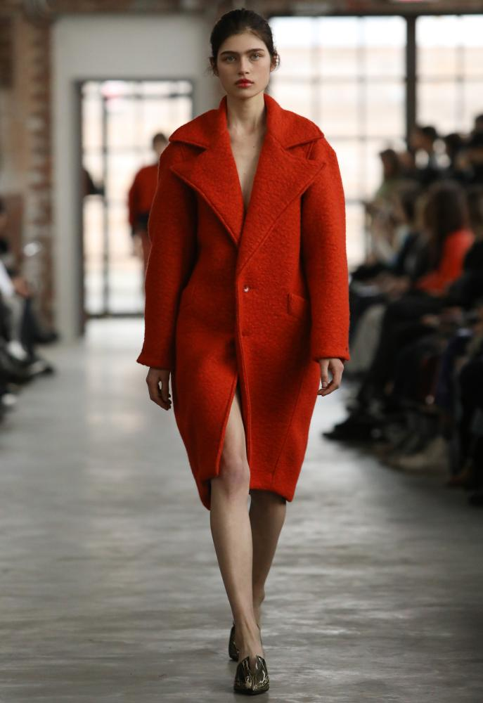 Eckhaus Latta, one of the buzziest shows of the week