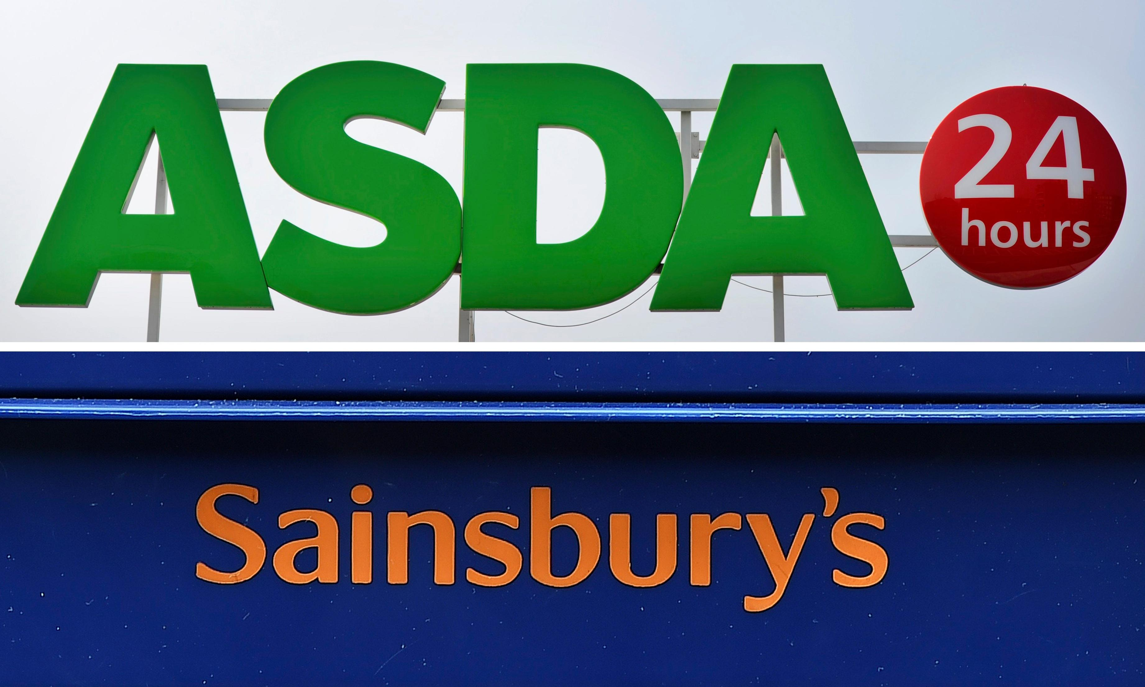 Sainsbury's-Asda merger in doubt over 'extensive competition concerns'