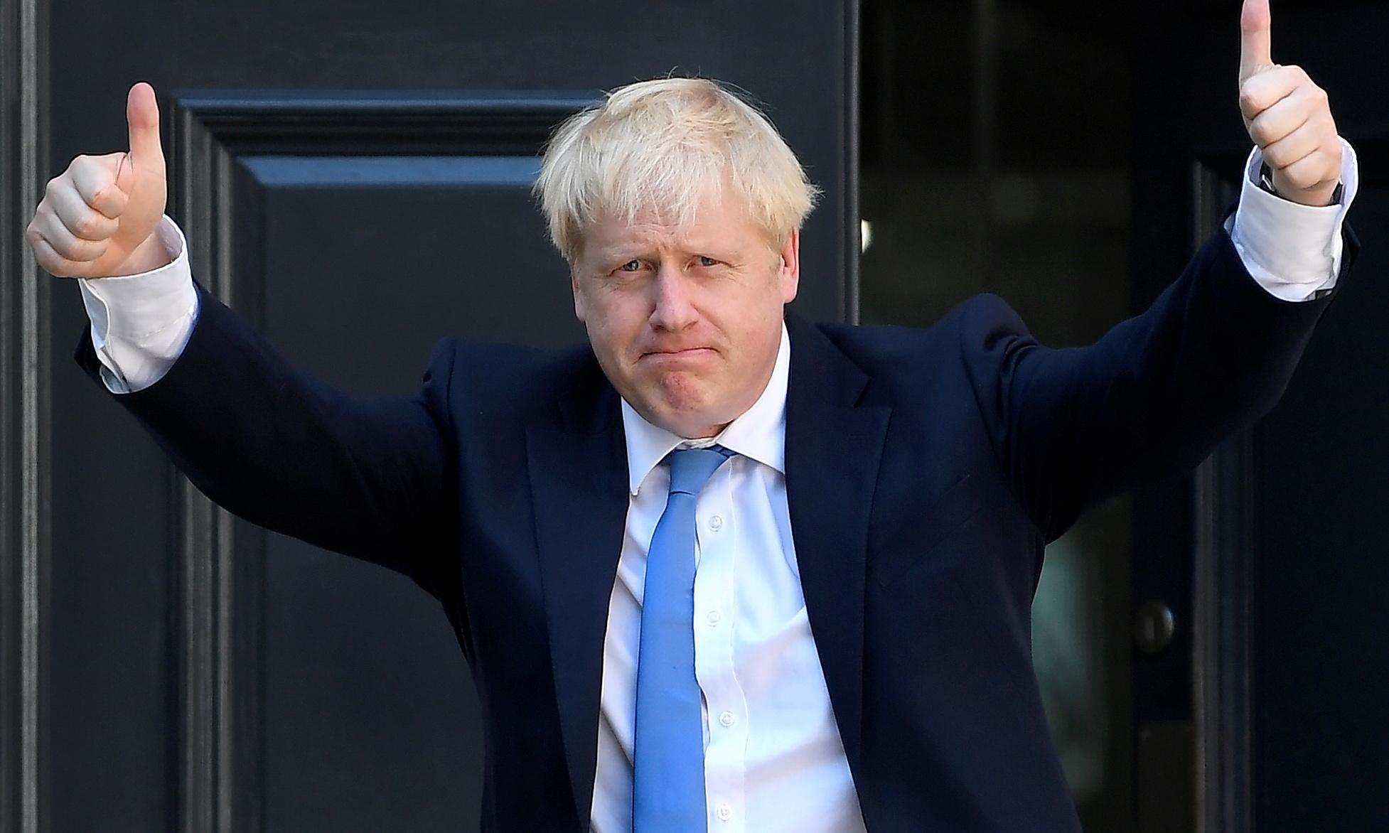 The Guardian view on Boris Johnson's leadership: the years of a clown