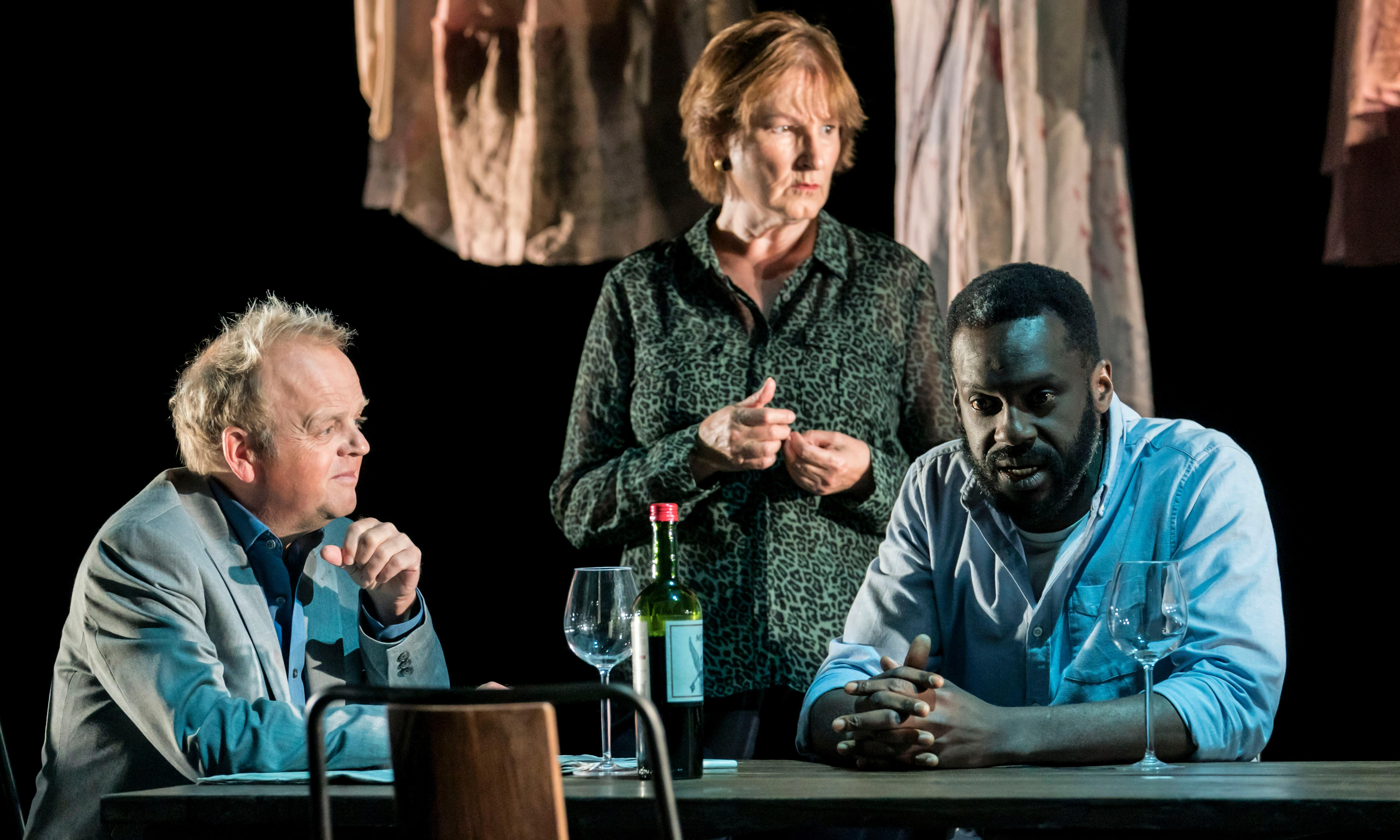 Glass. Kill. Bluebeard. Imp. review – Caryl Churchill's compelling quartet