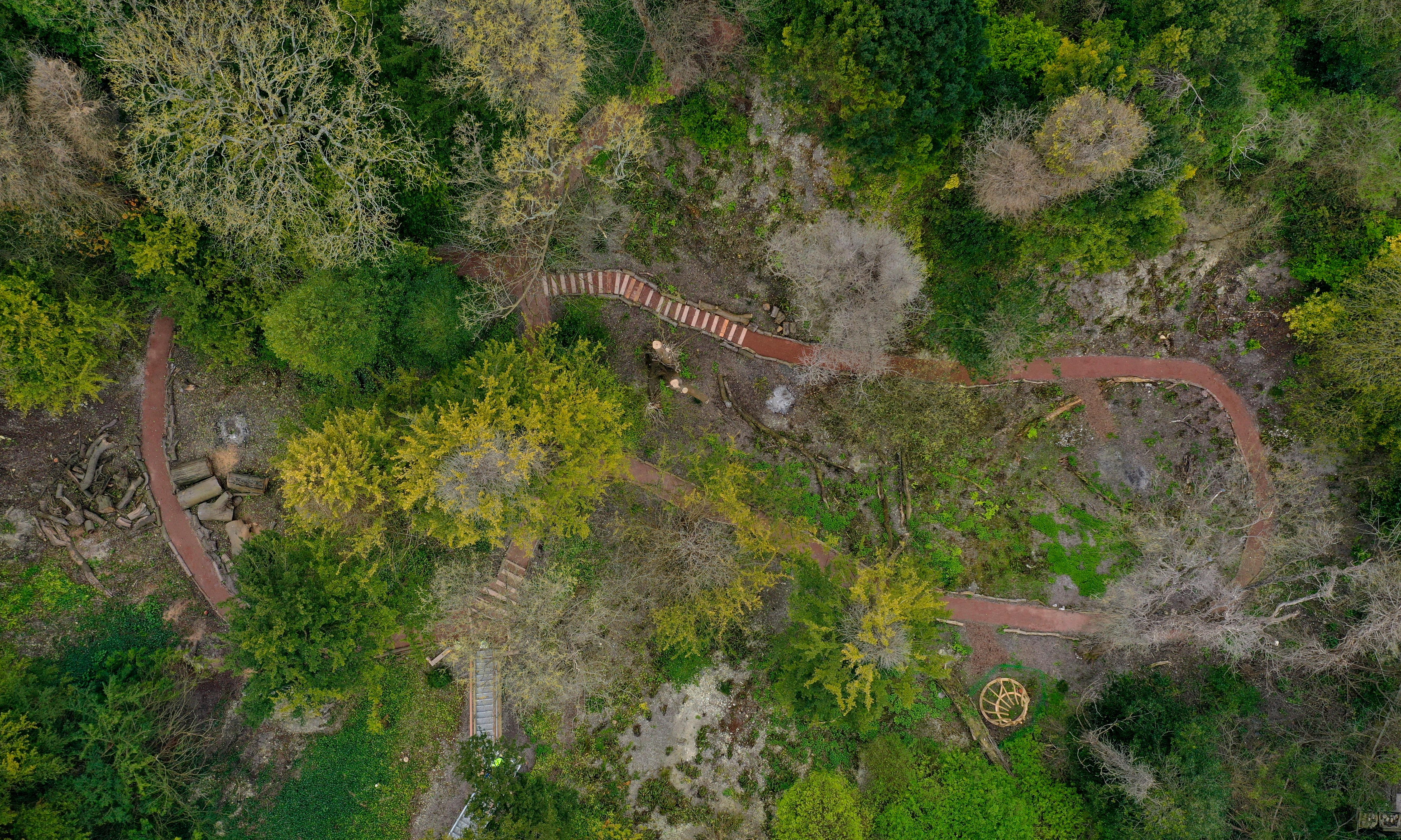 Historic lost garden in Kent to be opened to the public