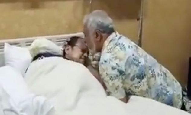 Video shows tender goodbye between dying former Indonesian president and Timor-Leste leader