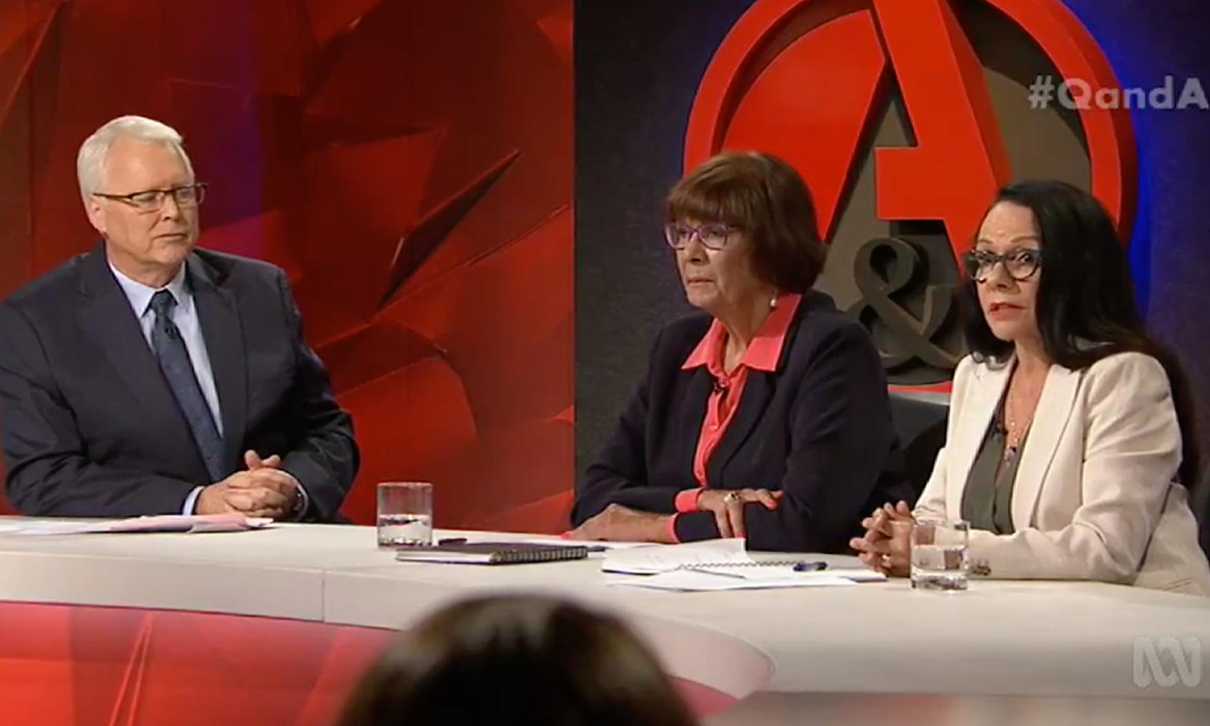 Q&A: Indigenous leaders rule out compromise as Wyatt, Pearson and Dodson fail to show