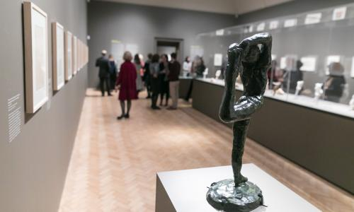 Guardian Members are invited to The Courtauld Gallery for a private view of Rodin and Dance this January