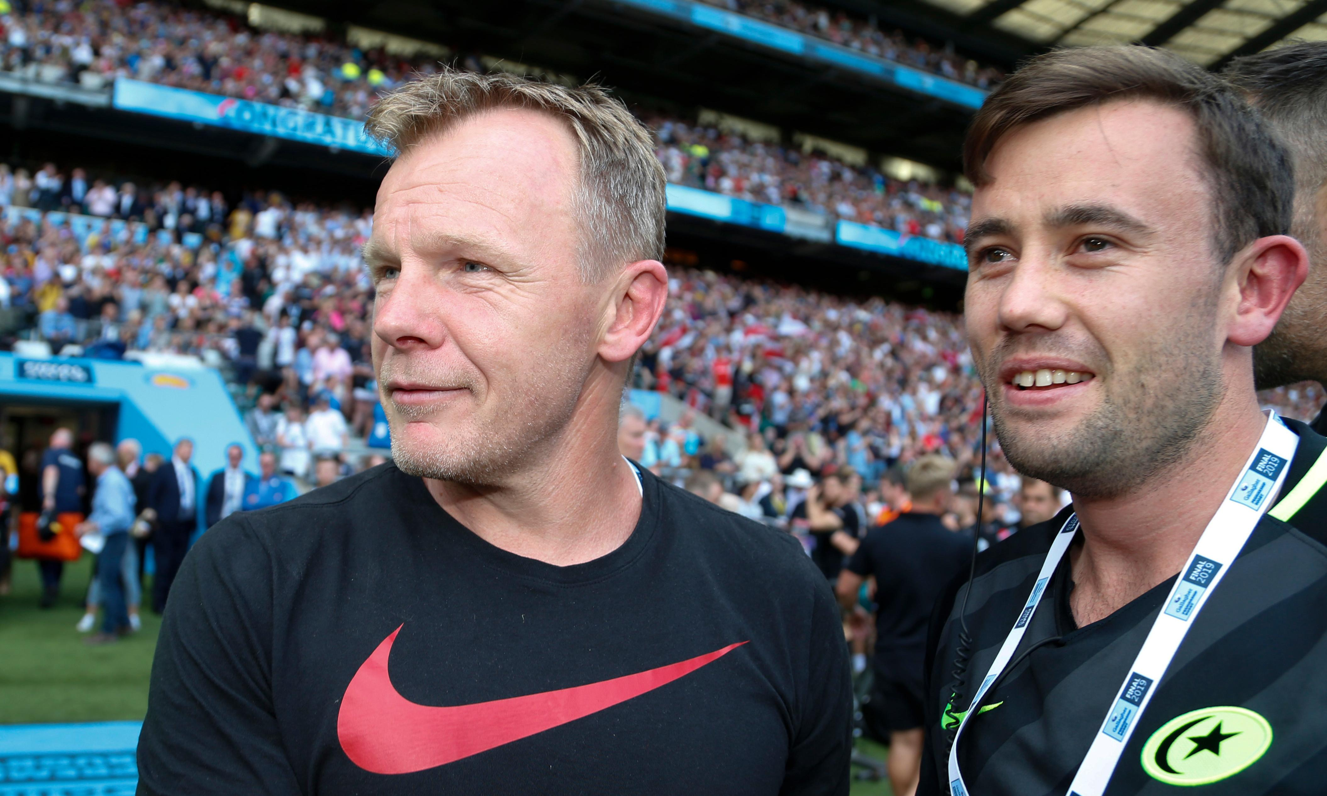 Saracens' triumph stiffens Mark McCall's resolve to rebuff a Test role