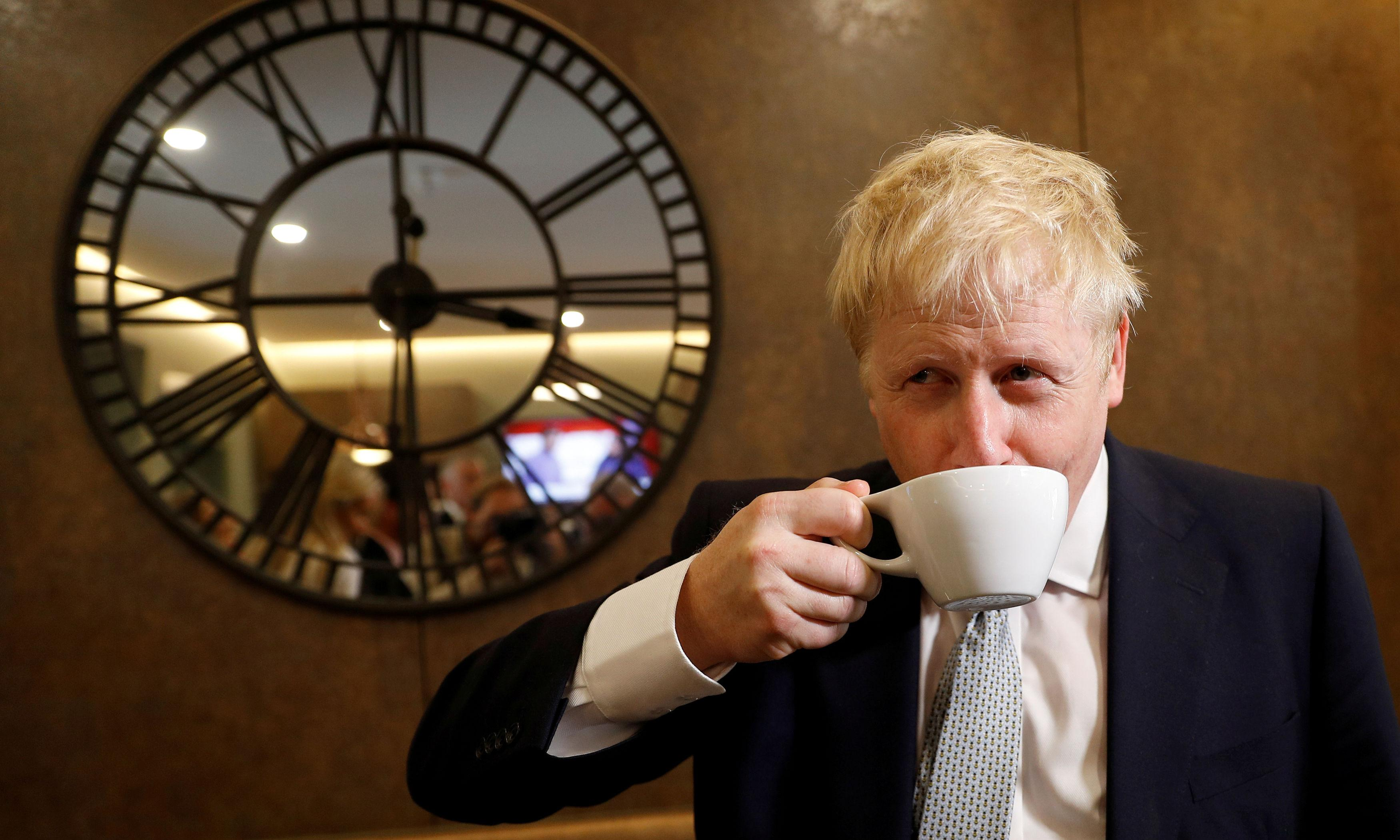 Boris Johnson is self-destructing. How much of Britain will he drag down too?