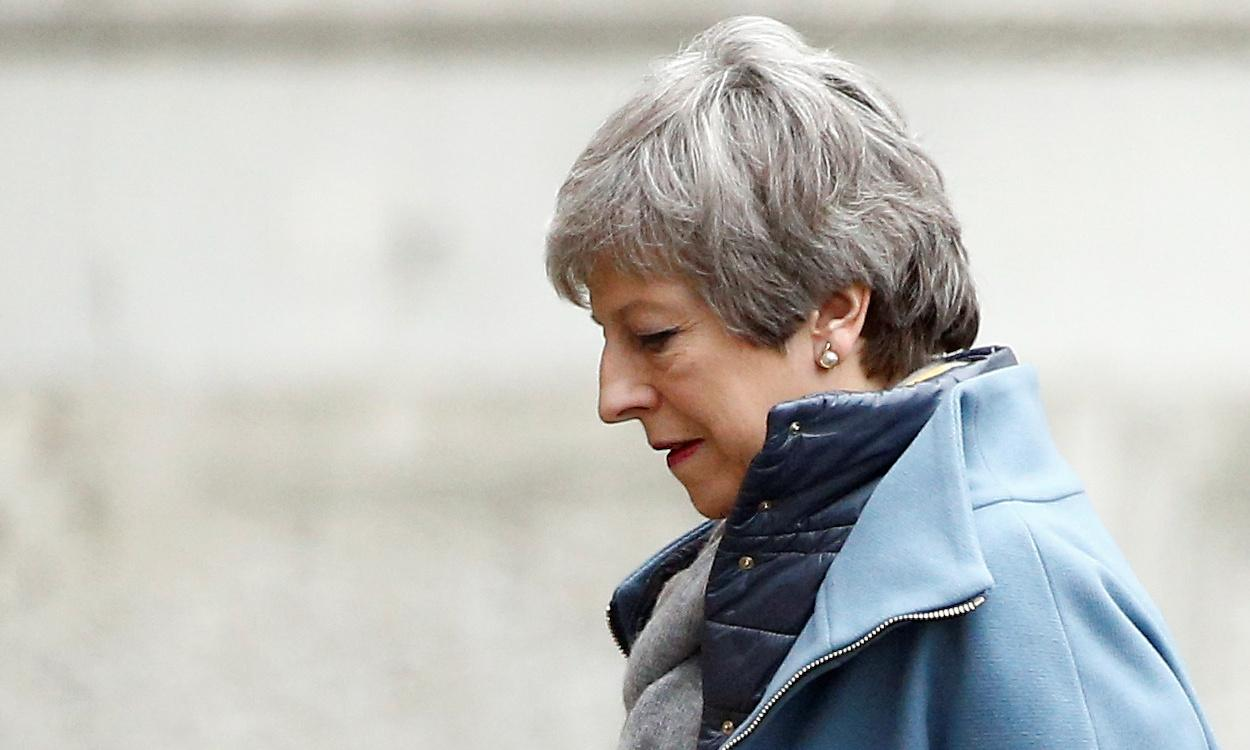 May urged to go as she hints at pulling third vote on Brexit deal