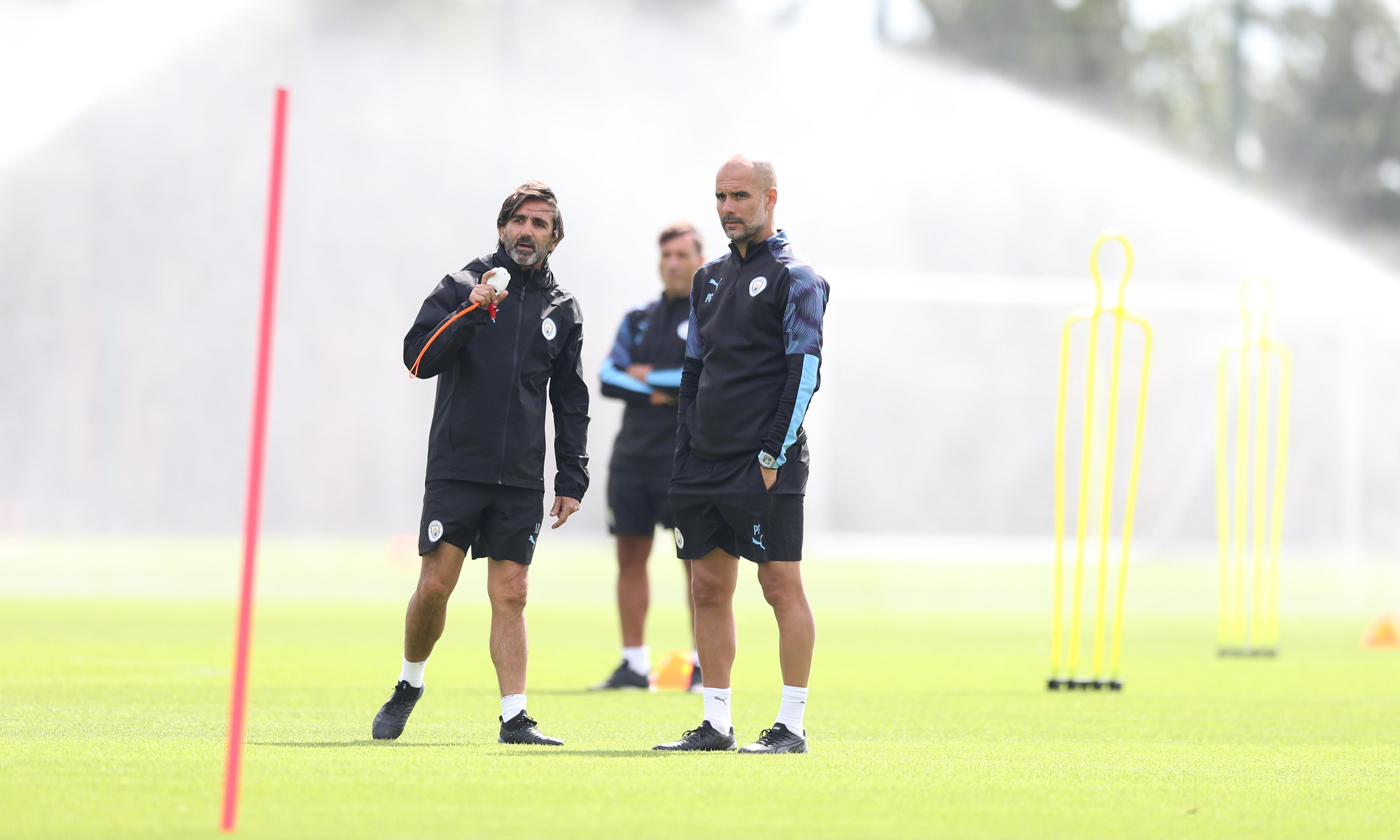 Manchester City's pre-season tour finally has lift-off … two days late