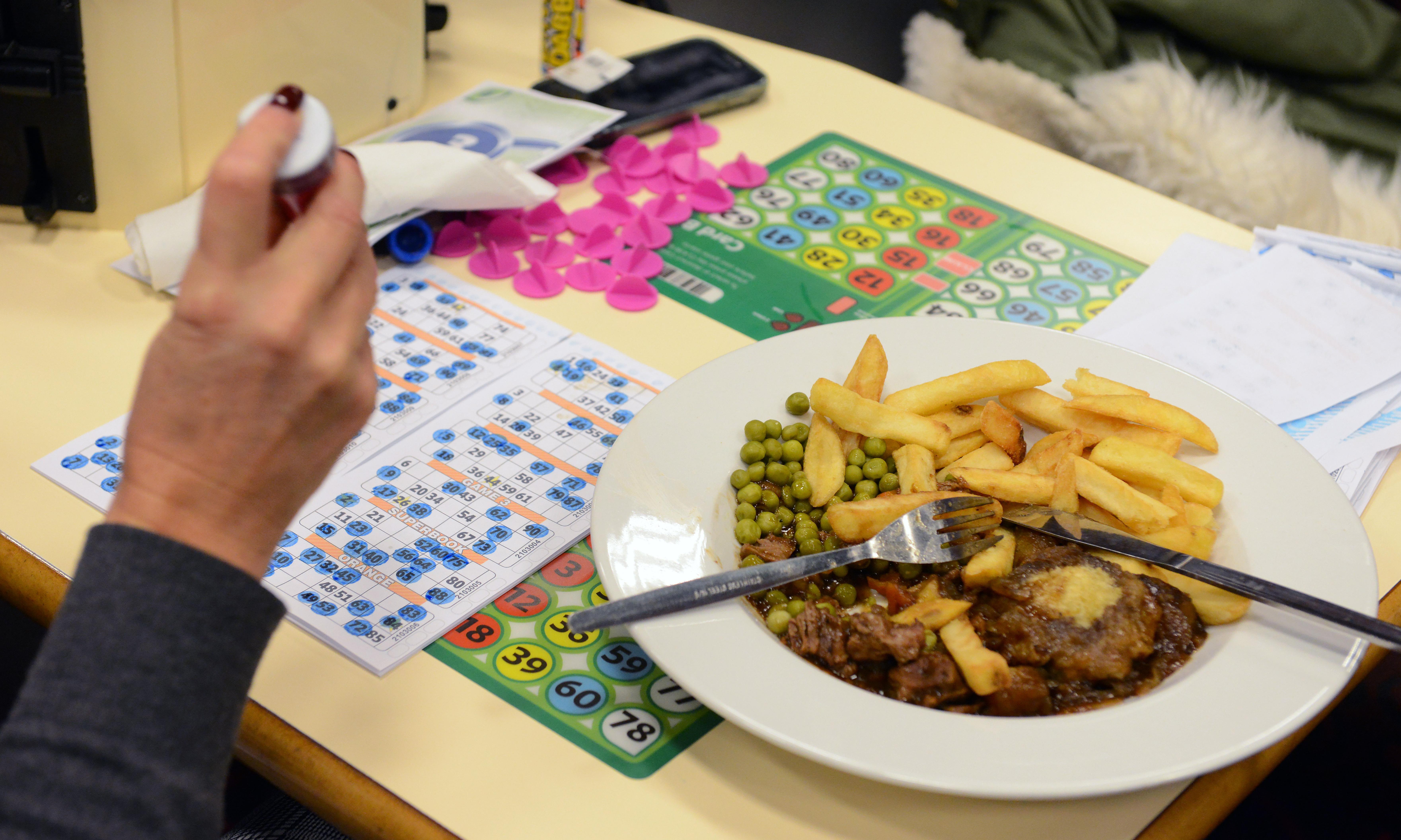 'Brexit menu': Mecca Bingo owner ready for no-deal departure