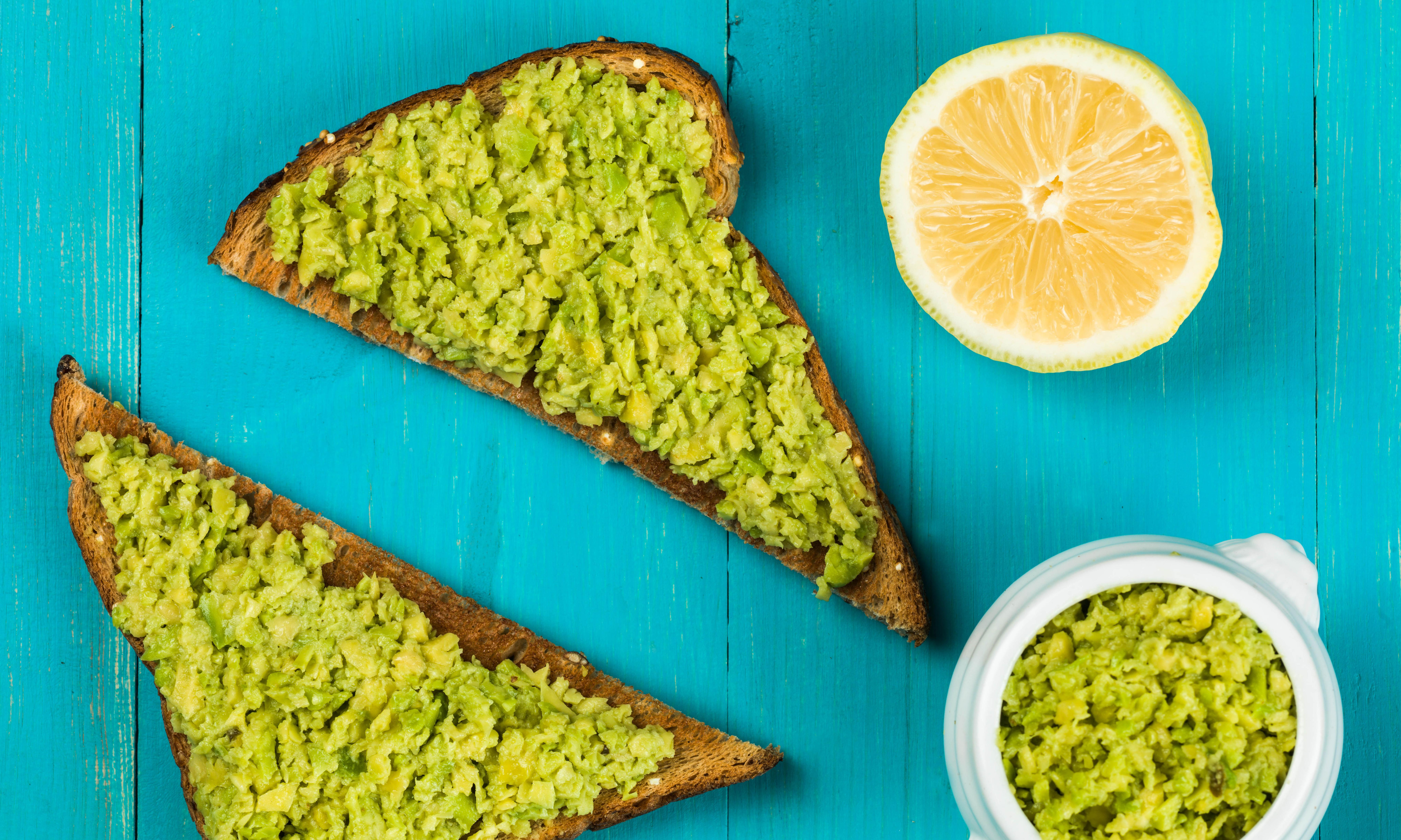 Are avocados toast? California farmers bet on what we'll be eating in 2050
