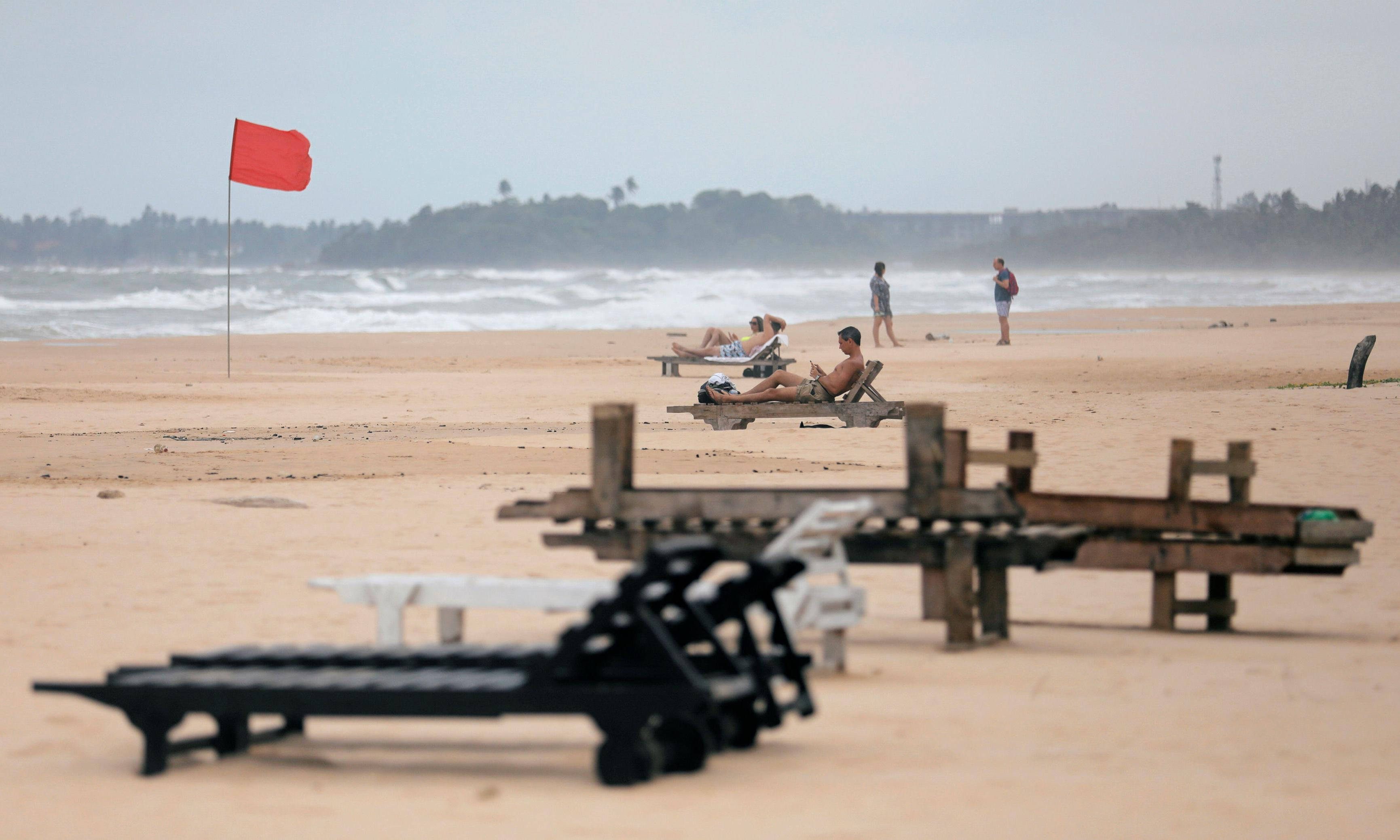 Insurance firm refuses to cover cancelled holiday to Sri Lanka