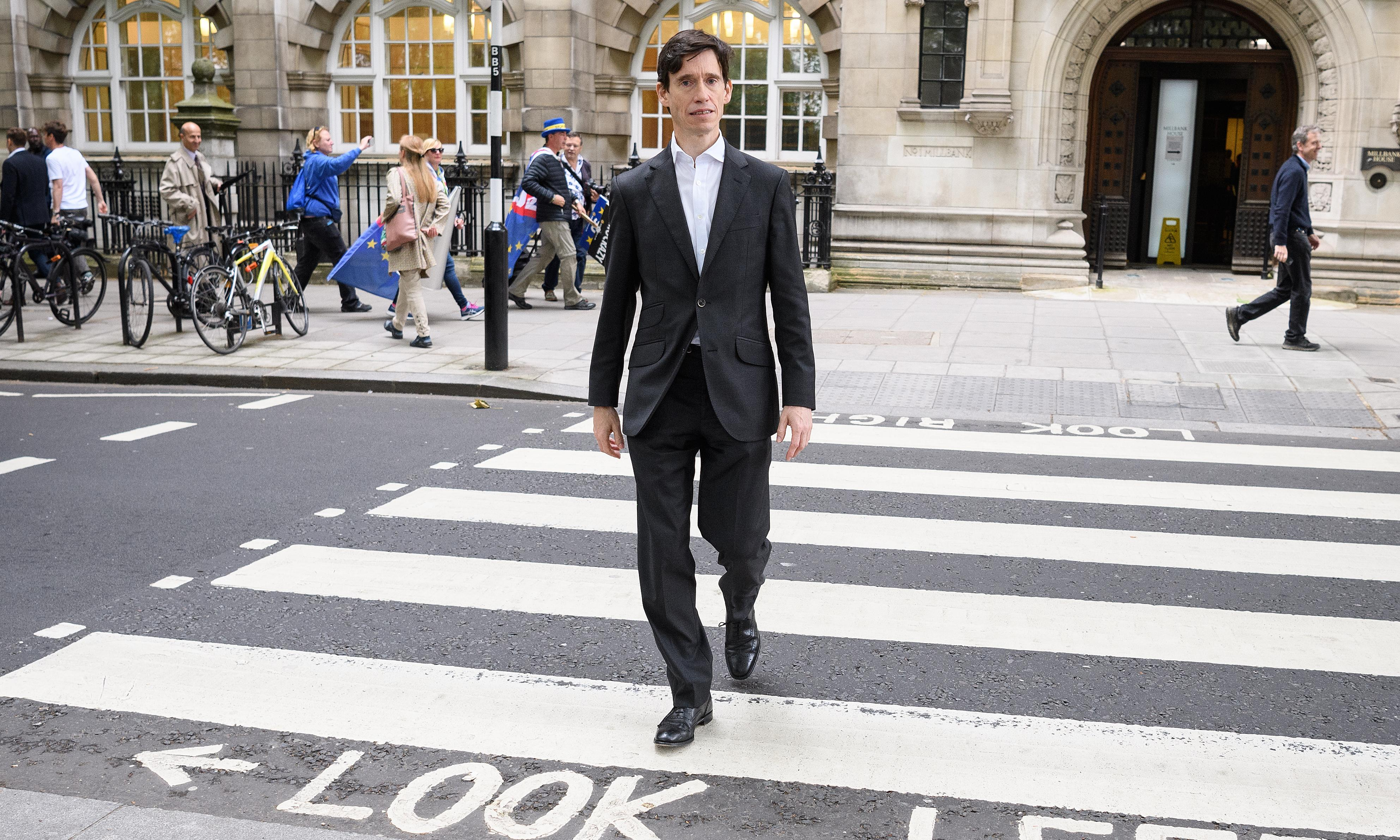 Rory Stewart's exit means the Tories have now given up on reality